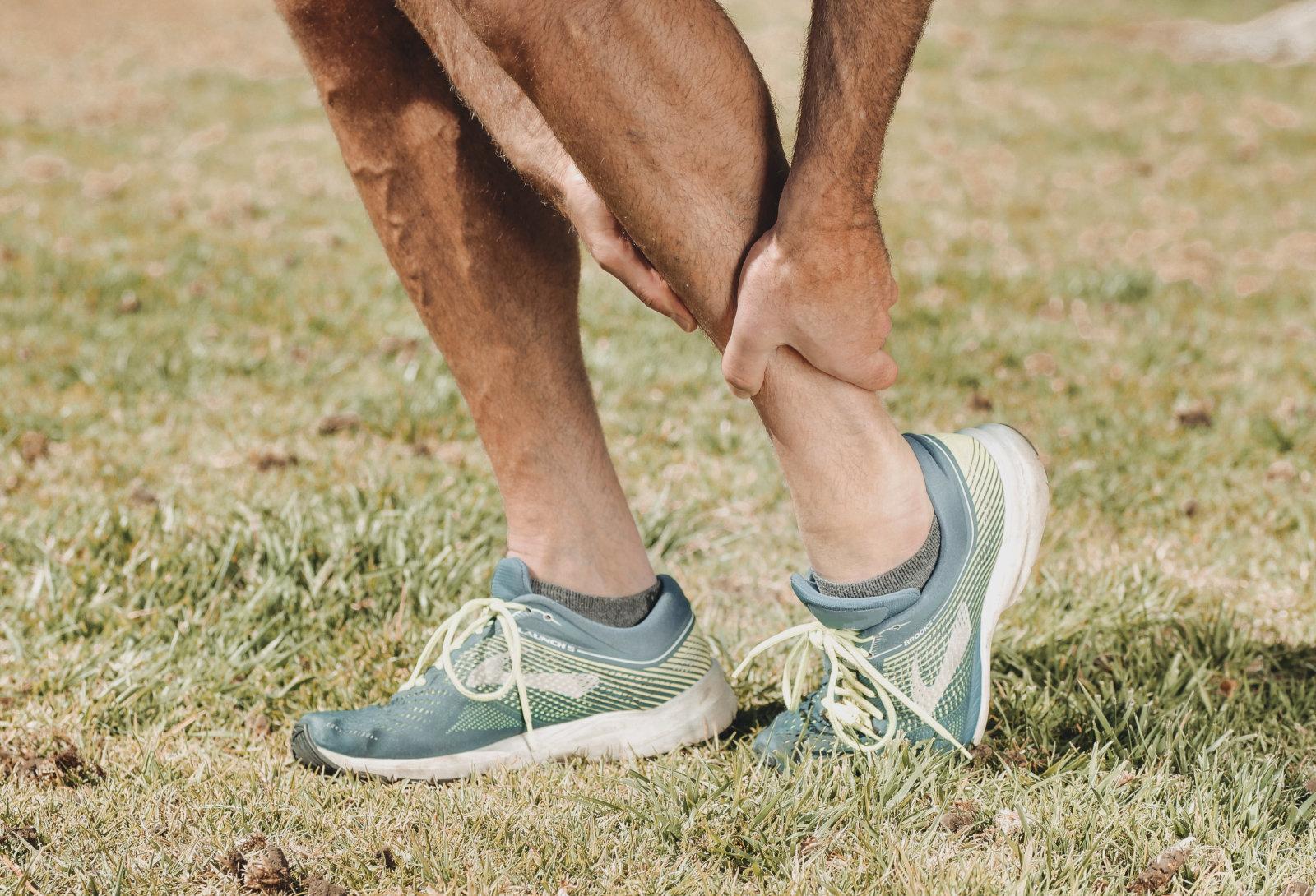 Beim Sport passieren besonders häufig Unfallverletzungen
