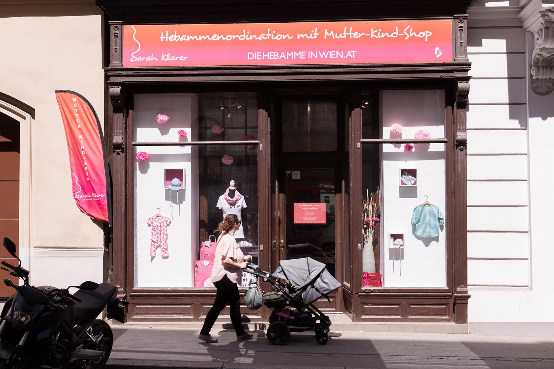Mit Ladengeschäft: Sarah Klarer und ihr Team sind mittlerweile an zwei Standorten in Wien vertreten.