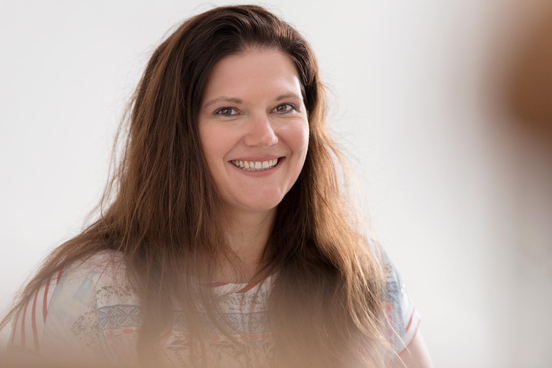 """Vertrauensperson: """"Ich möchte, dass Frauen ihre Kinder mit einem guten Gefühl bekommen können"""", sagt Sarah Klarer."""