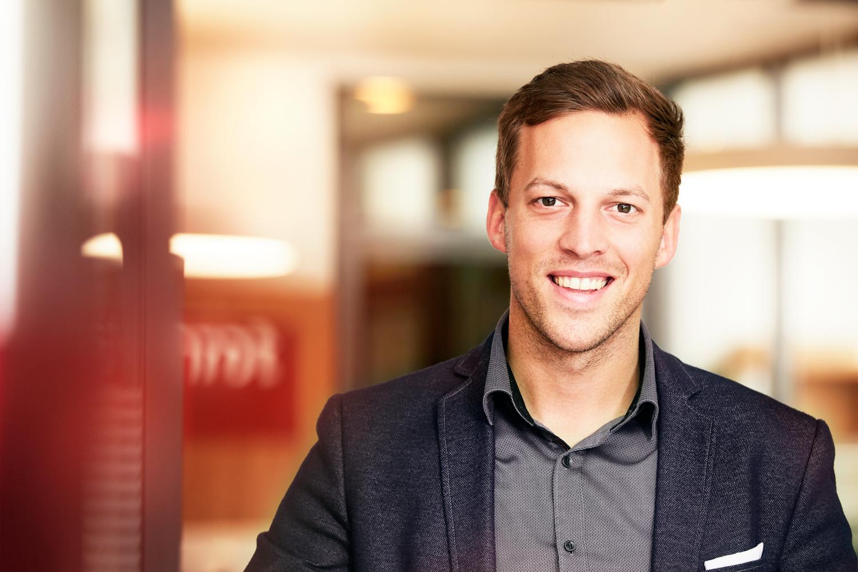 Flexibel und abwechslungsreich: Für Oliver Rauscher ist der Beruf des Finanzberaters der ideale Job.