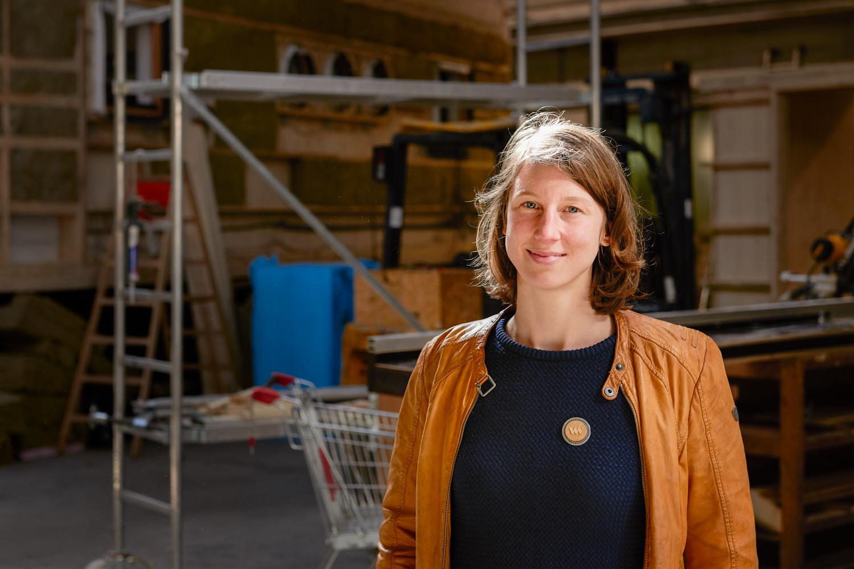 Neues Zuhause: Ende 2018 ist die 28-jährige Theresa Steininger nach Gutenstein gezogen.