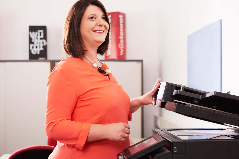 """Glücklich im Job: """"Die Karrierechancen sind groß"""", sagt Nicole Neuherz."""