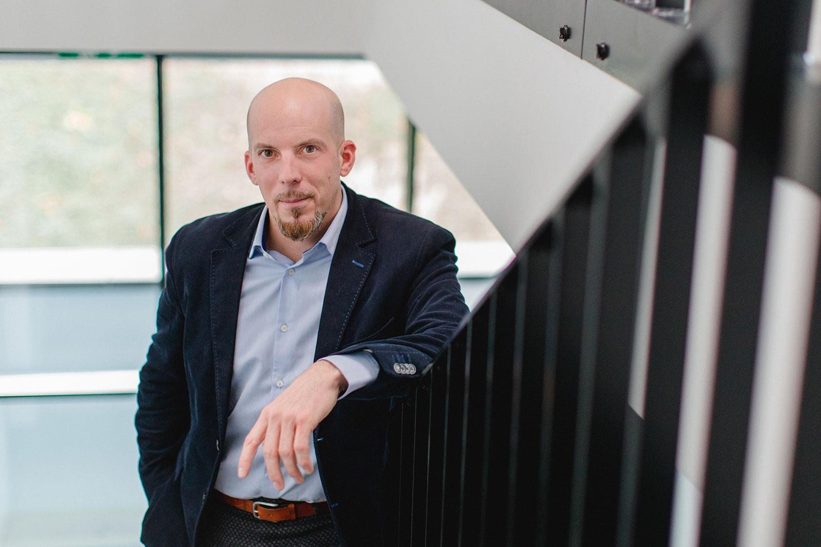Kämpfernatur: Michael Feilmayr findet nach überstandener Krebserkrankung keinen Job. Heute leitet er eine eigene Firma und hilft anderen Betroffenen mit seinem Verein.
