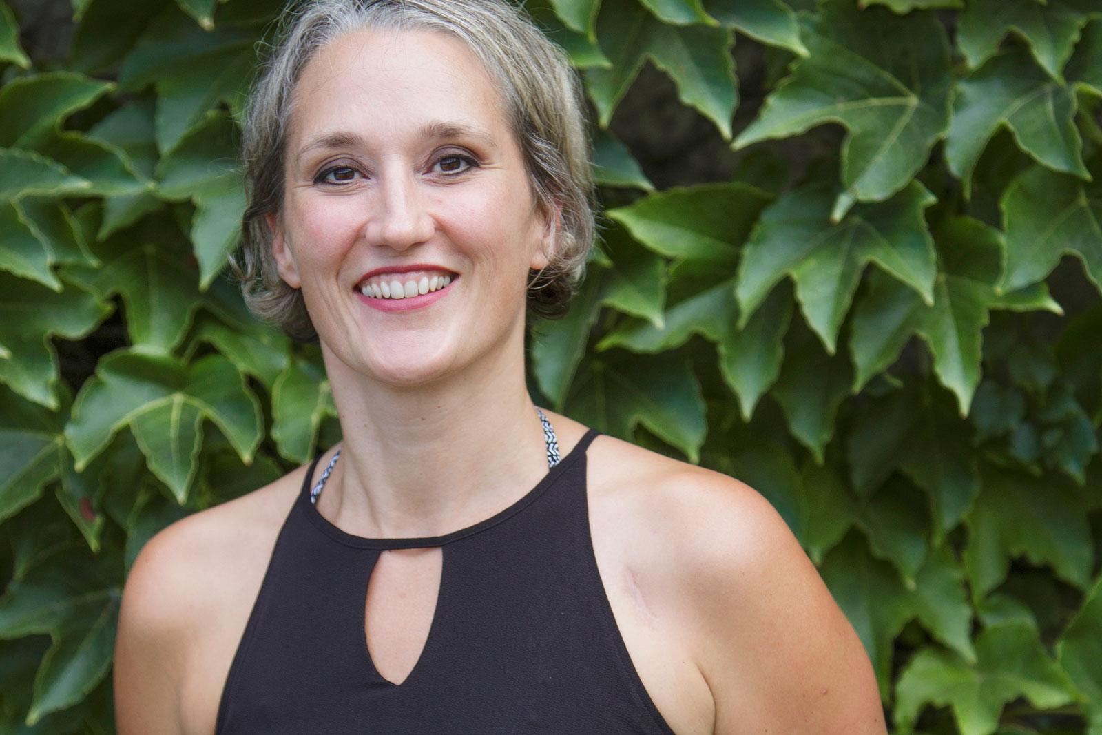 """Plötzlich krank: """"Mit der Krebsdiagnose war ich sofort berufsunfähig"""", berichtet Martina Hagspiel."""