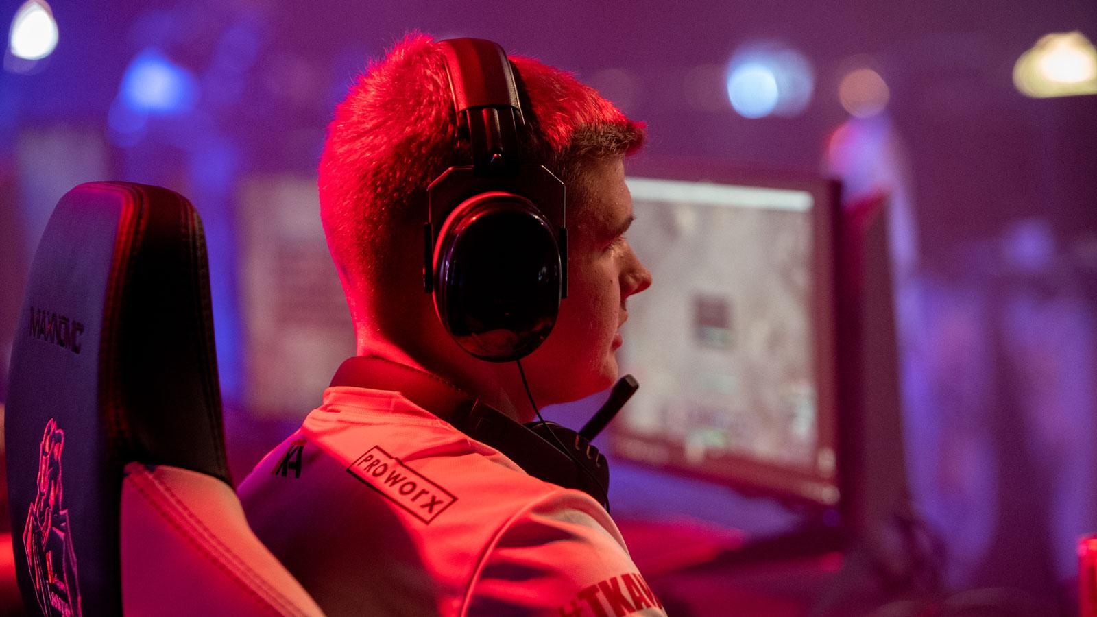 Gamer: Sport in virtuellen Welten