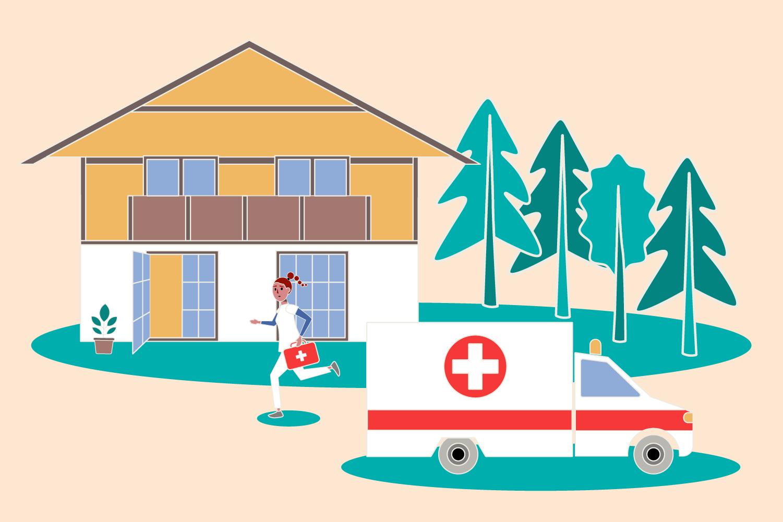 83.500 Haushaltsunfälle müssen in Österreich jährlich stationär behandelt werden.
