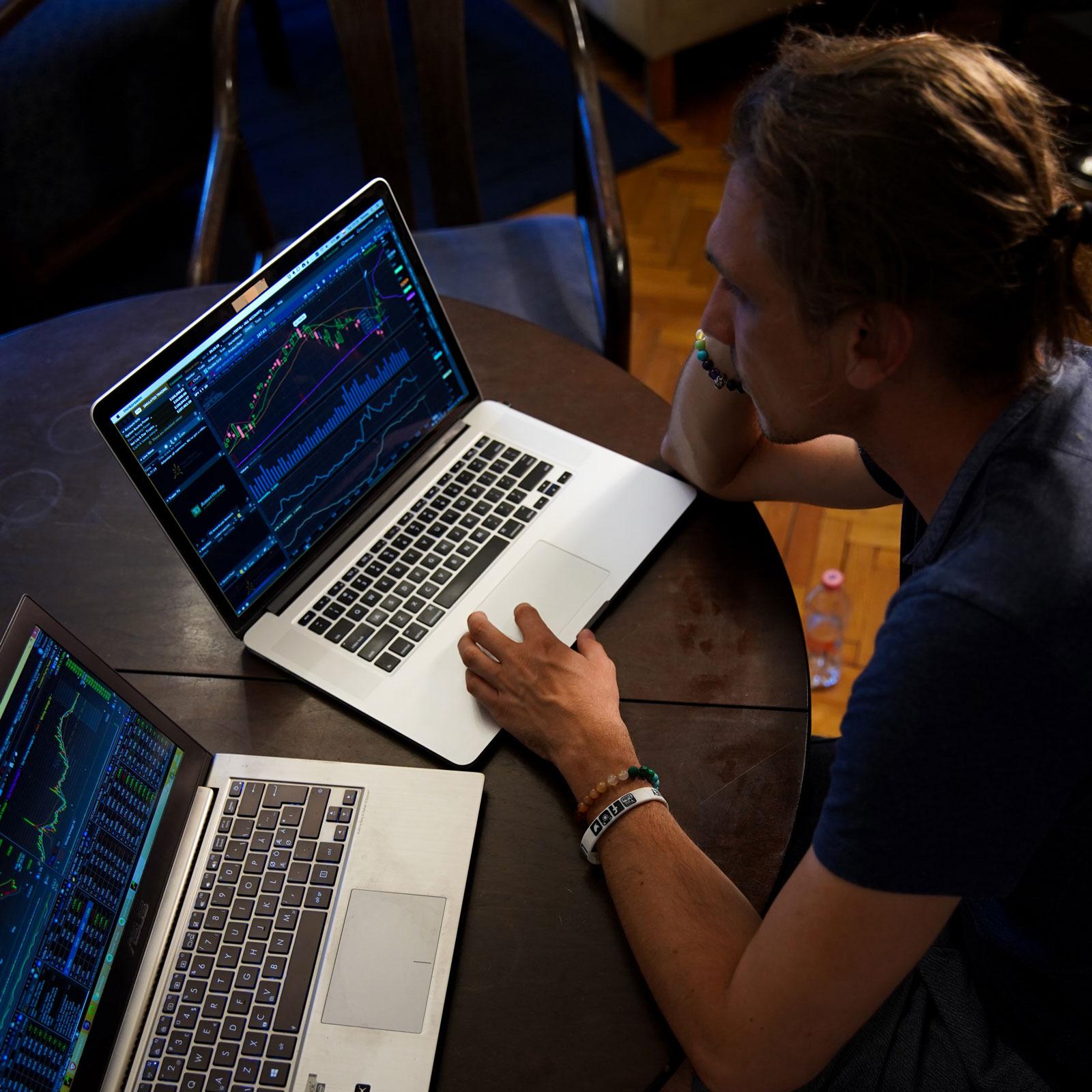 Schwankungen des Aktienmarkts können schlaflose Nächte bereiten.