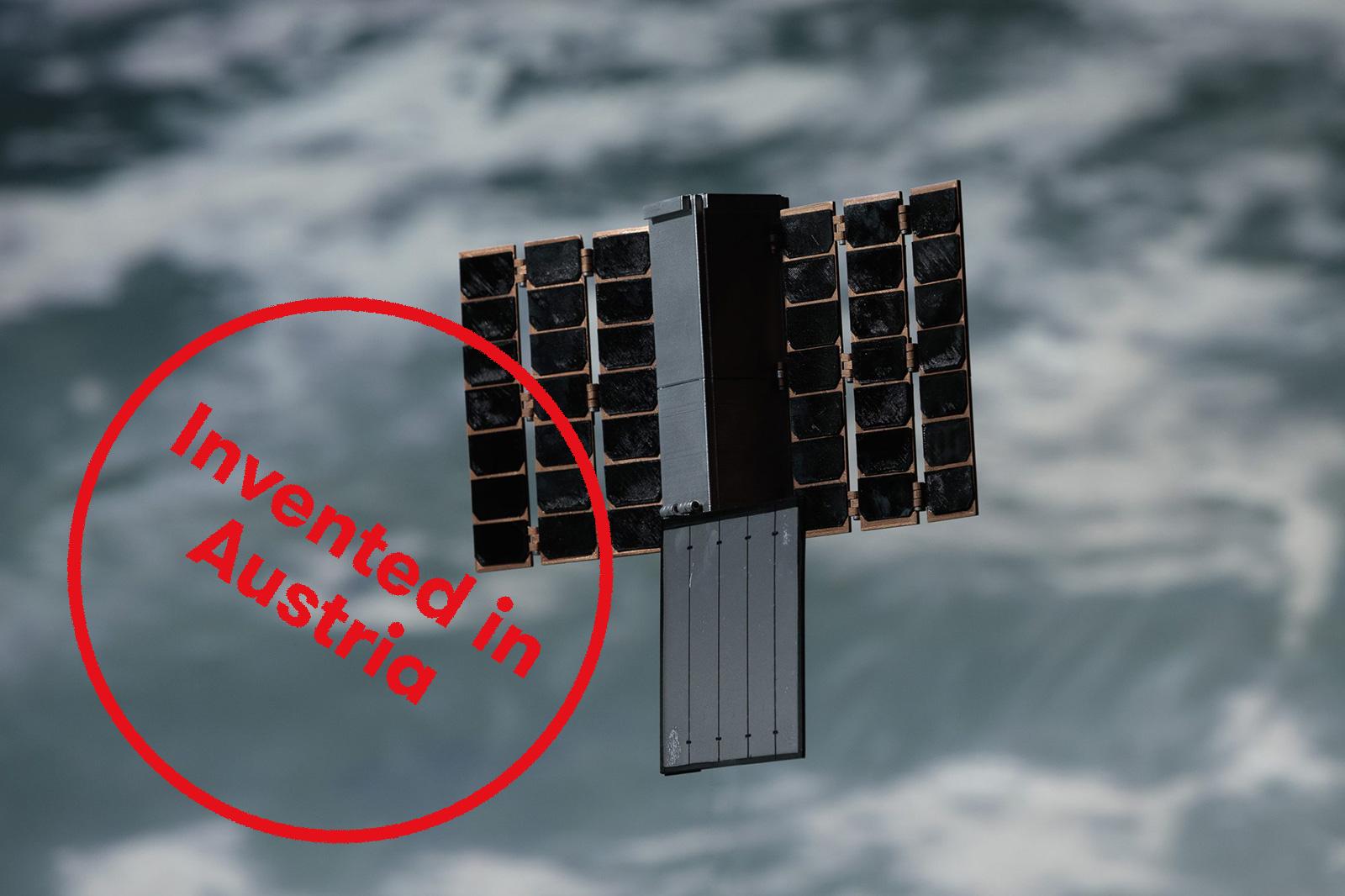 Soll Schrott in der Erdumlaufbahn aufspüren: Satellit Adler-1