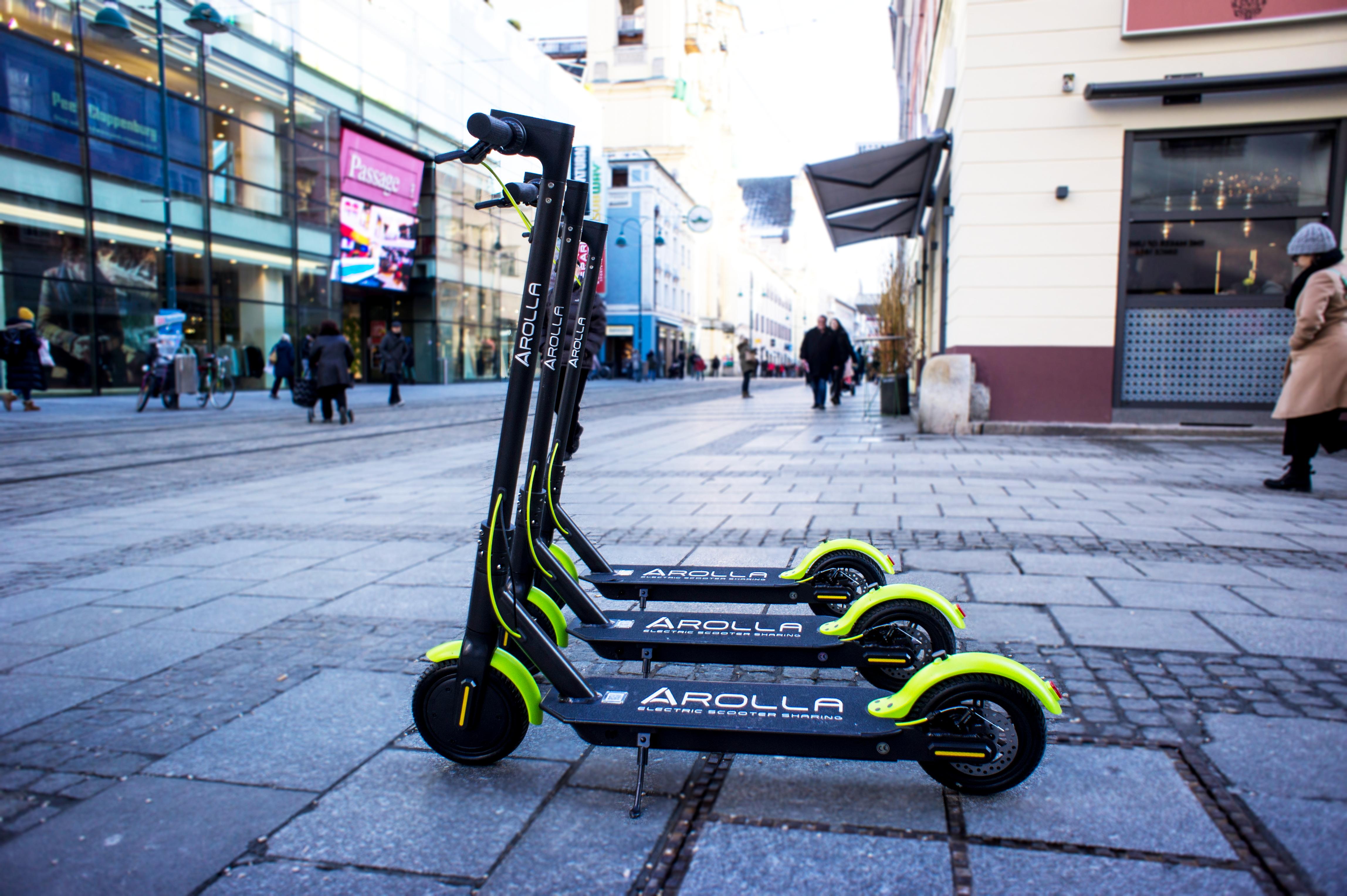 Der österreichische Vermieter Arolla ist bereits in Linz und Wels unterwegs.