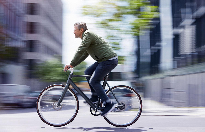 """E-Bikes sind im Trend: """"Arthur"""" von Schindelhauer"""