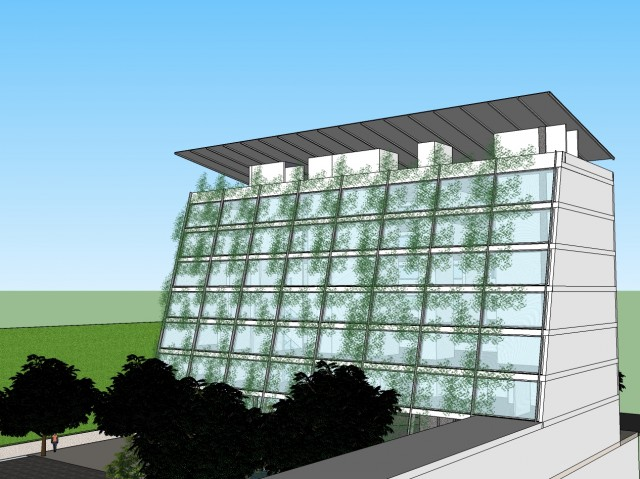 Hotel Academy in Teheran (in Planung)