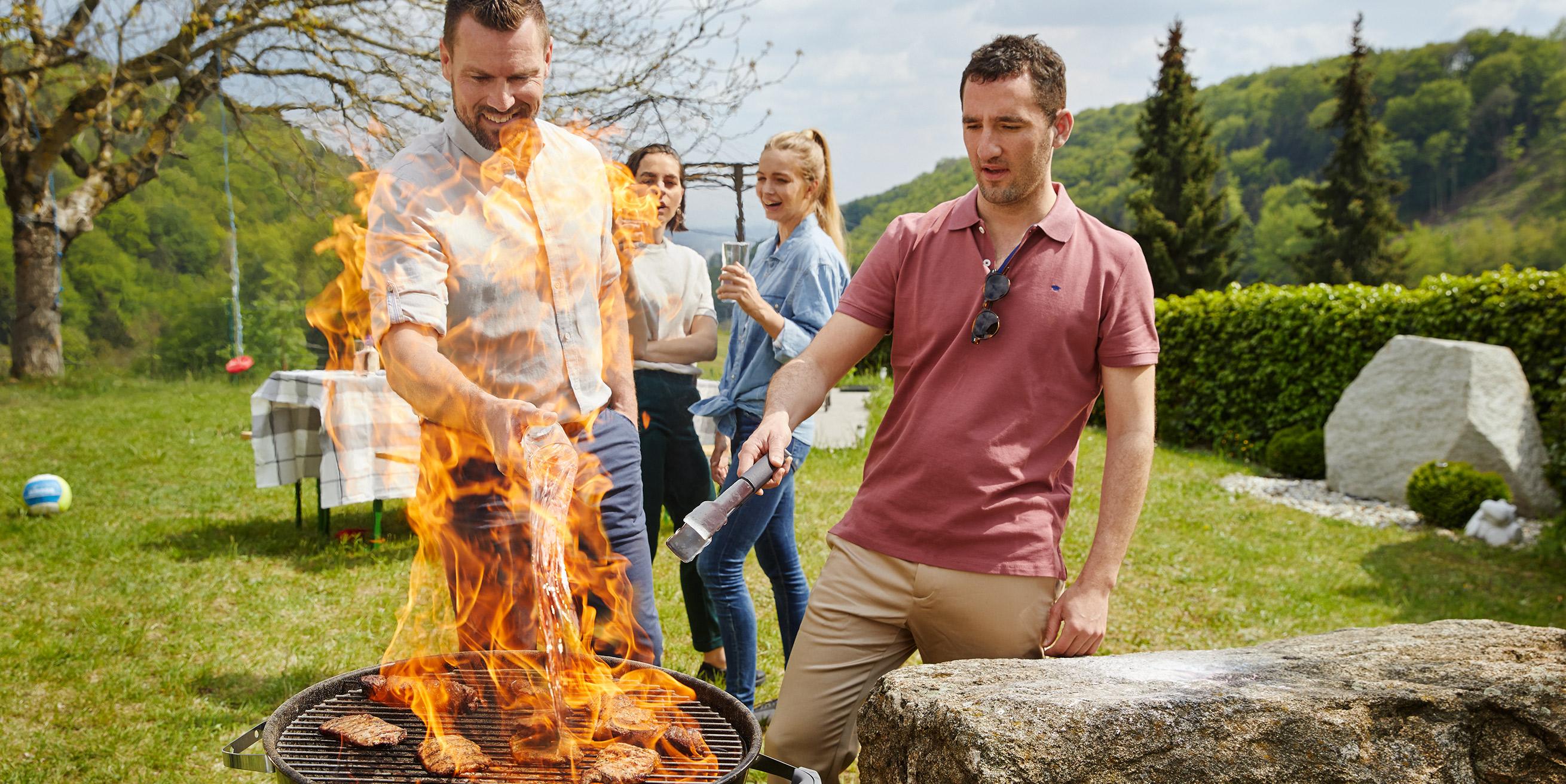 Troubleshooter: Michael Reisinger ist immer zur Stelle, wenn es bei seinen Kunden brennt.