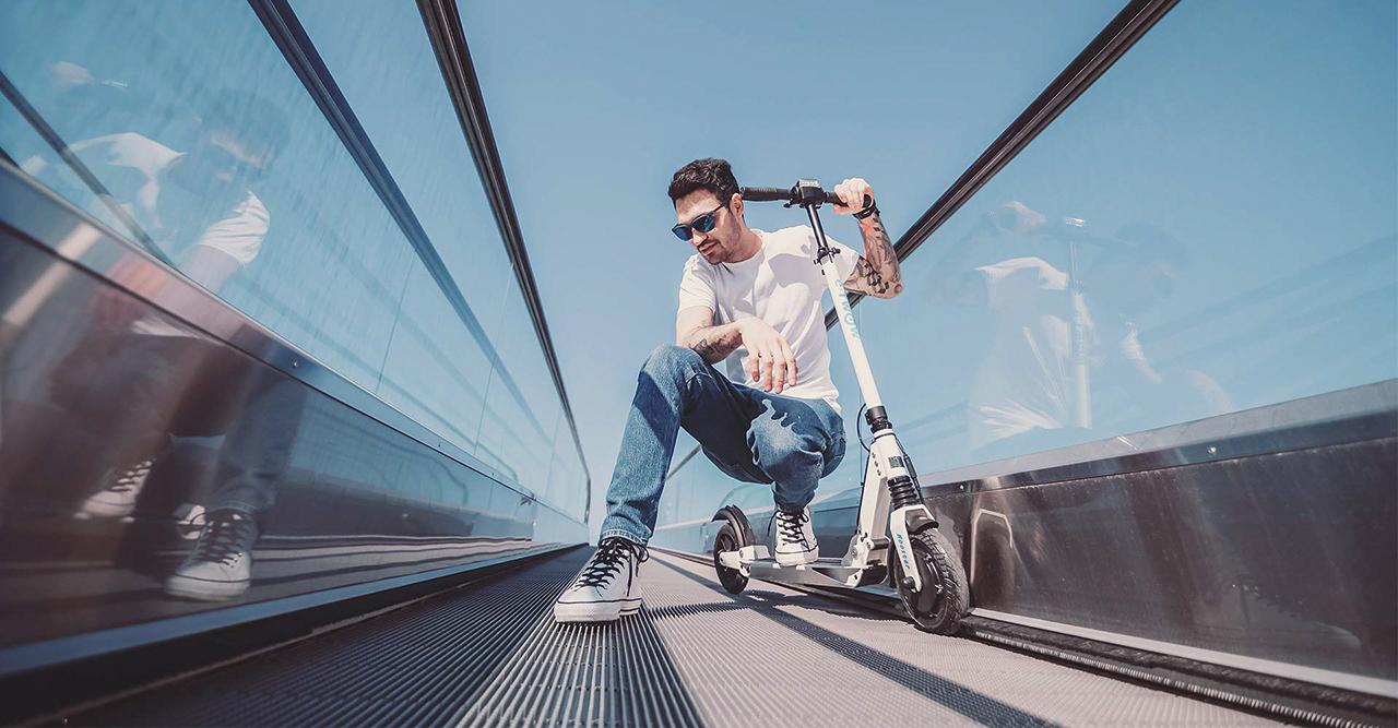 Schnell, flexibel und umweltfreundlich: E-Scooter