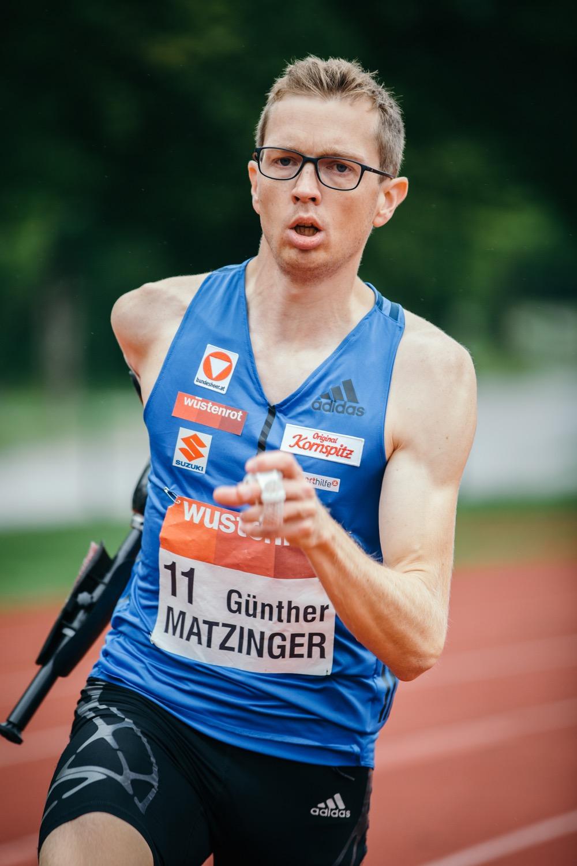 Stets das große Ziel vor Augen: Mit derselben Disziplin, mit der Matzinger beim Leistungssport trainiert, geht er auch seine Firma an.