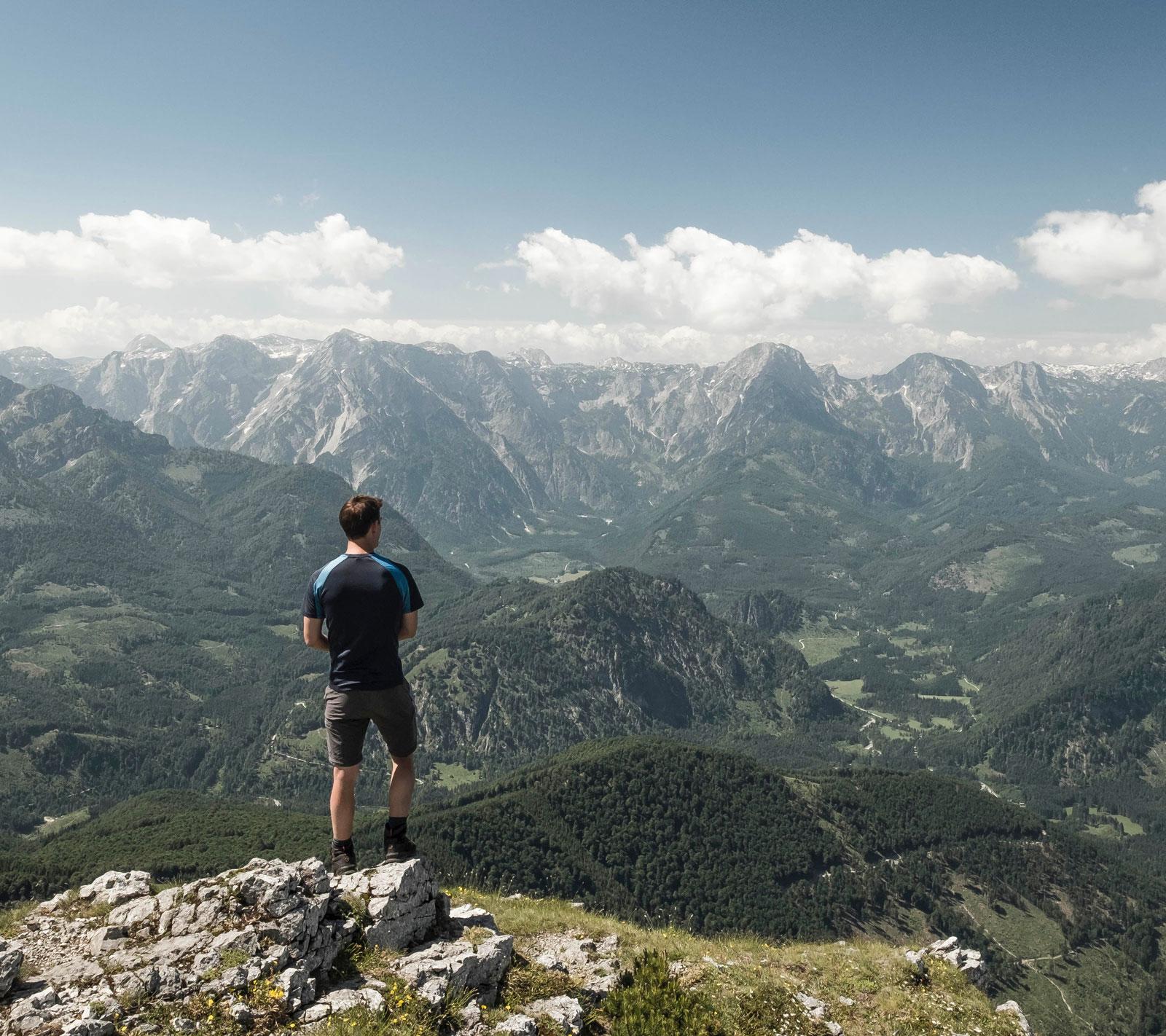 Keine weite Reise nötig: Österreich hat viele attraktive Orte zu bieten.