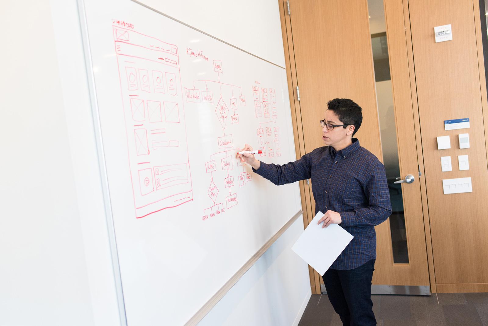 Geeignete Studienfächer: Wirtschaftswissenschaften, Wirtschaftsinformatik oder Informatik