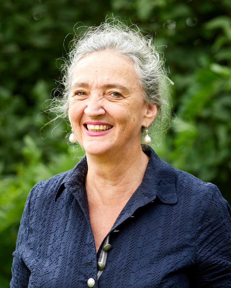 Christine Jasch ist Obfrau von ARCHE NOAH