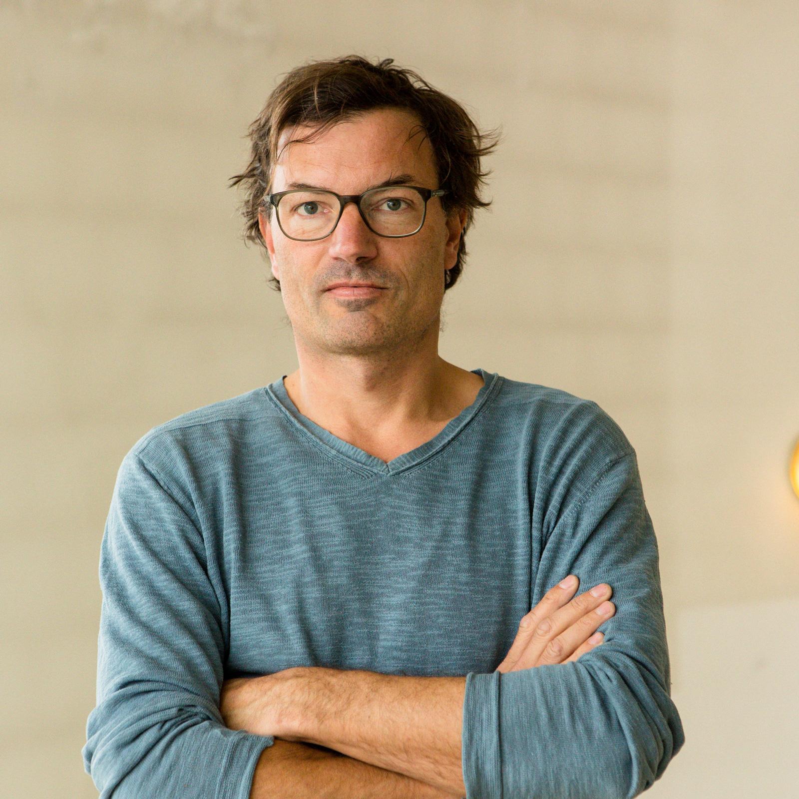 Daniel Fügenschuh, Vorsitzender der Bundessektion ArchitektInnen und Vizepräsident der Bundeskammer der ZiviltechnikerInnen