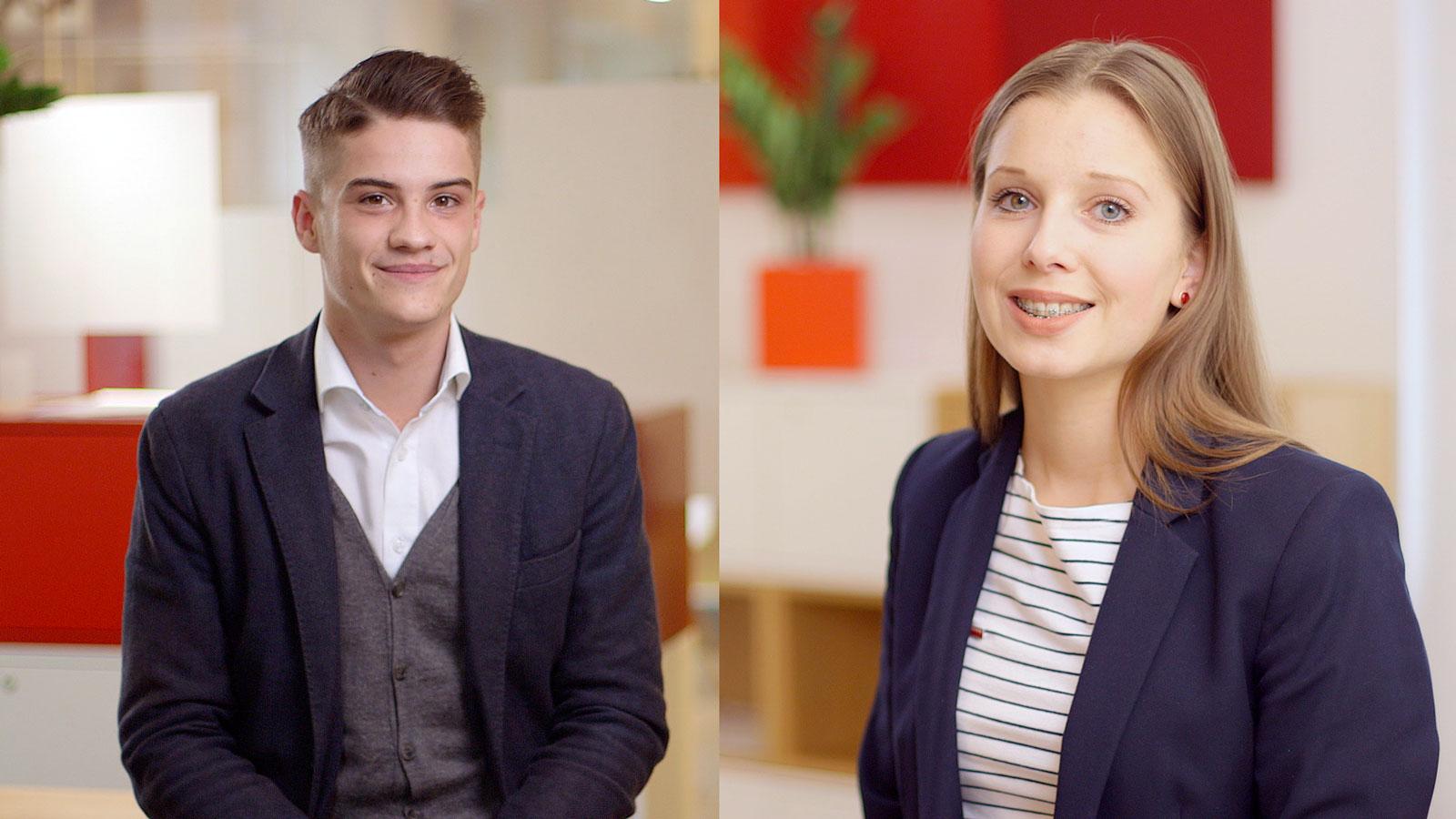 Selbstbestimmt arbeiten bei fixem Gehalt: Finance Sales Trainees erhalten bei Wüstenrot ideale Voraussetzungen für den Karrierestart.