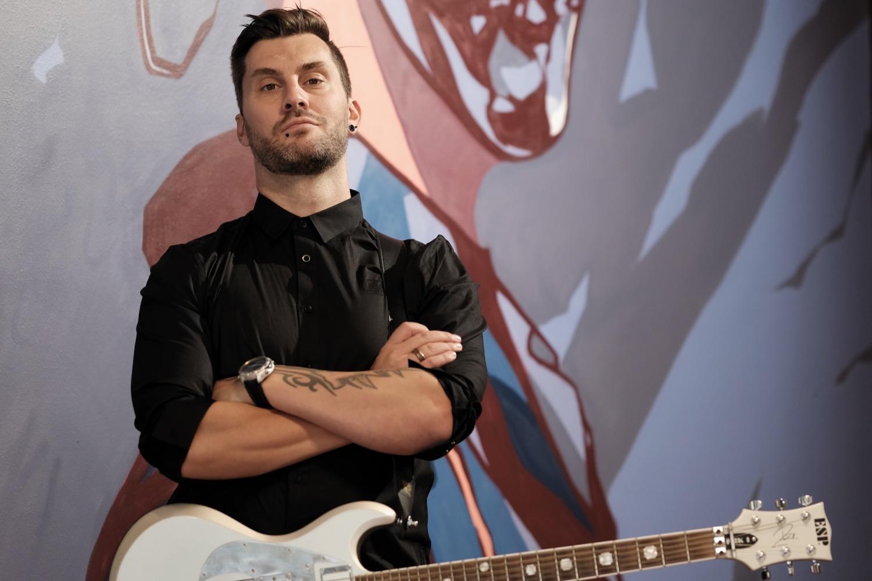 Bringt 250.000 Menschen Gitarrespielen bei: Florian Lettner ist Gründer der Musiklern-App Fretello.