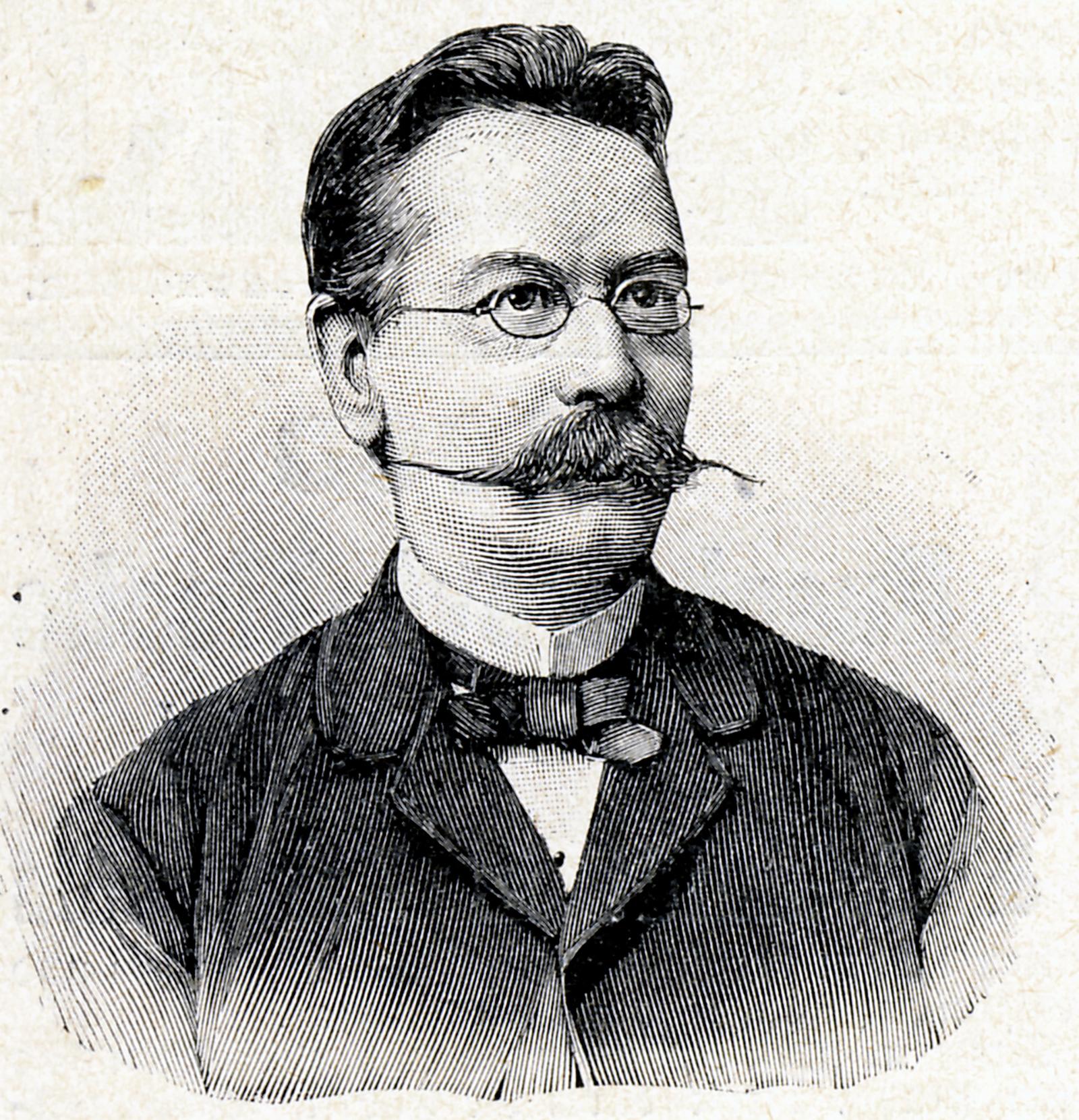 Erfand ein Kommunikationsmedium: Emanuel Herrmann