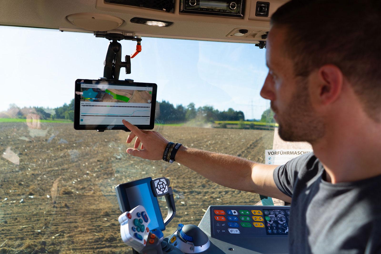 Apps für den Acker: Technologie aus Österreich
