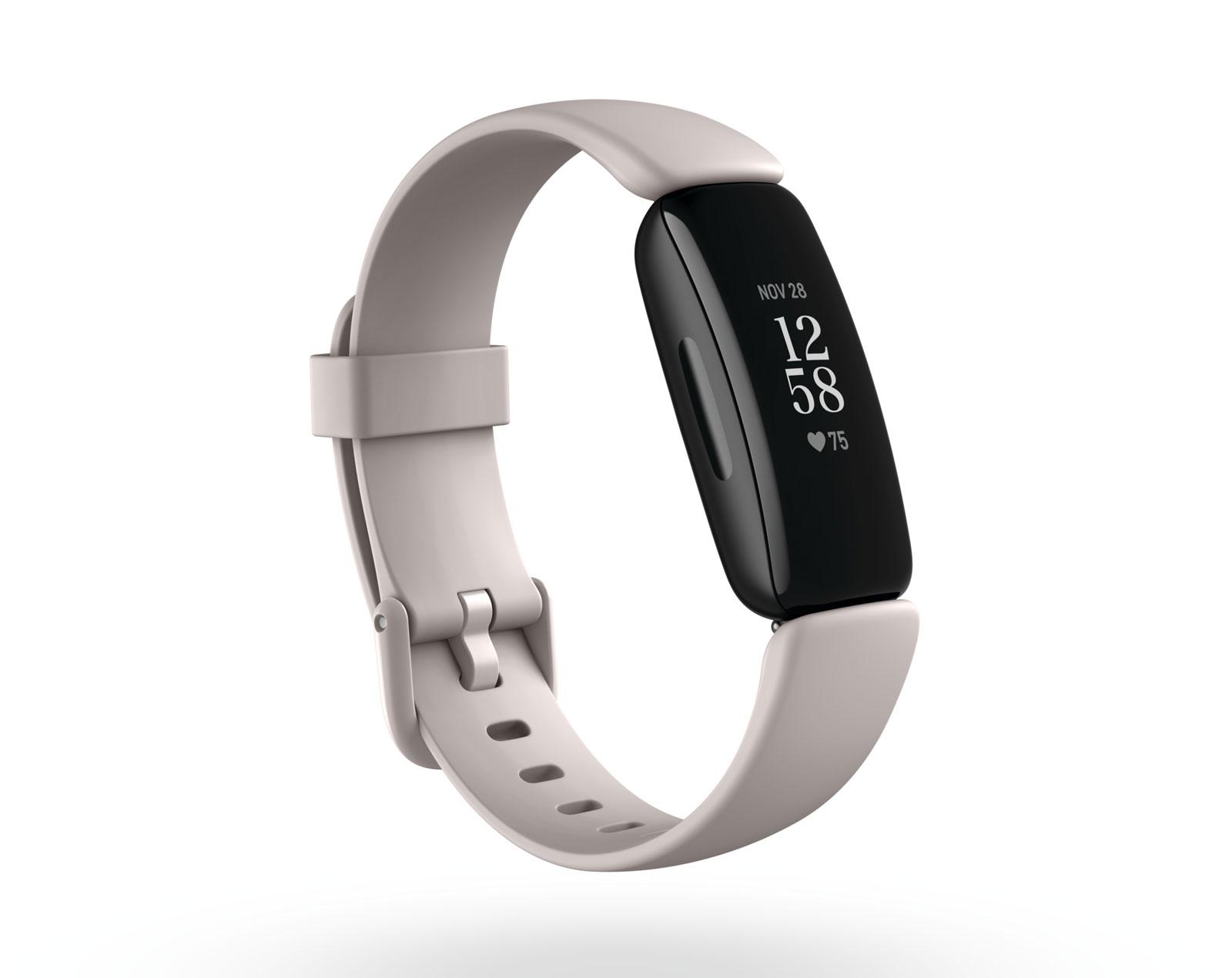 Fitbit Inspire 2 zeichnet Bewegung auf.