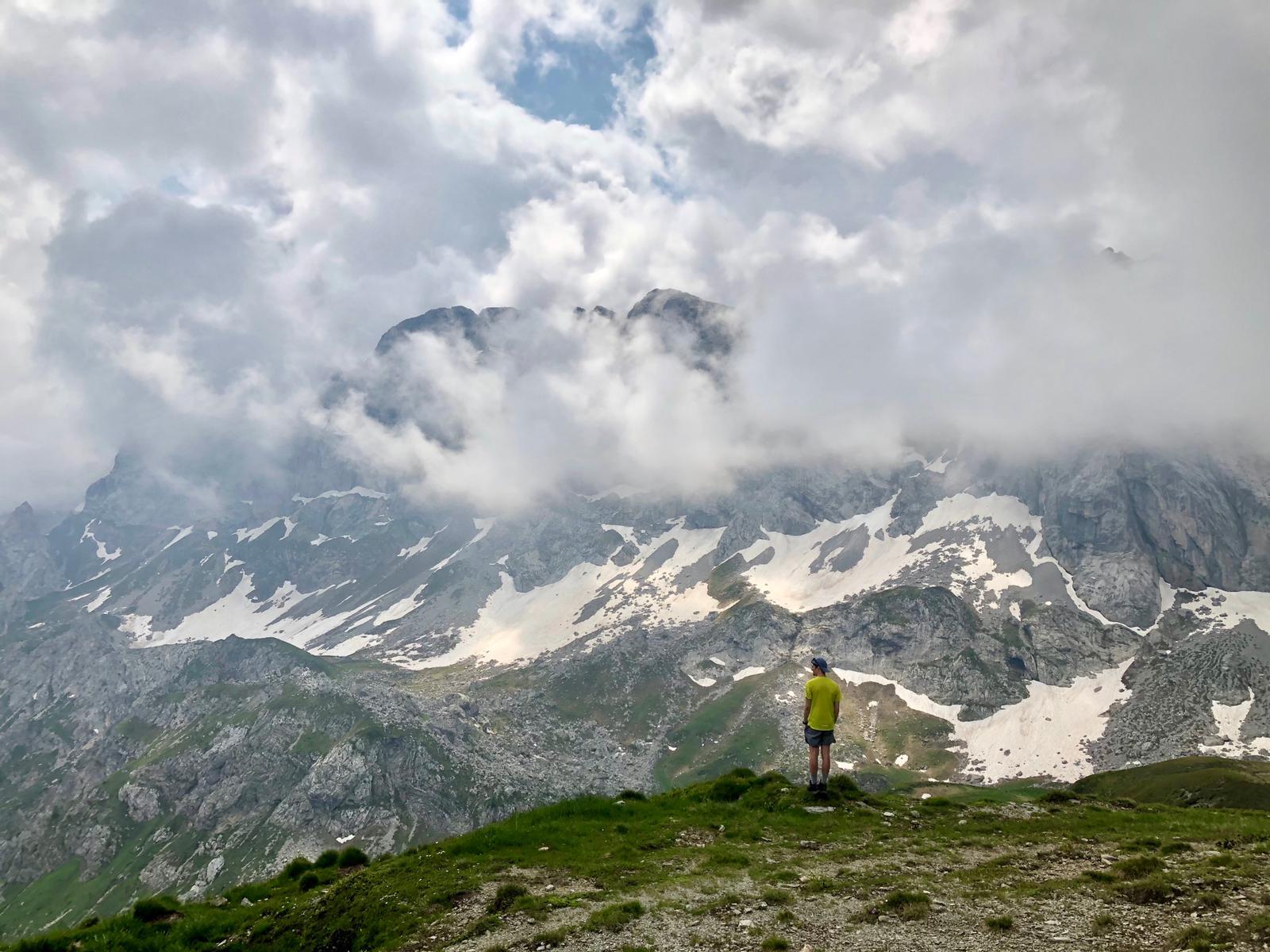 Wandern in den Bergen: Viele zieht es für ein Stück Freiheit ins Gebirge