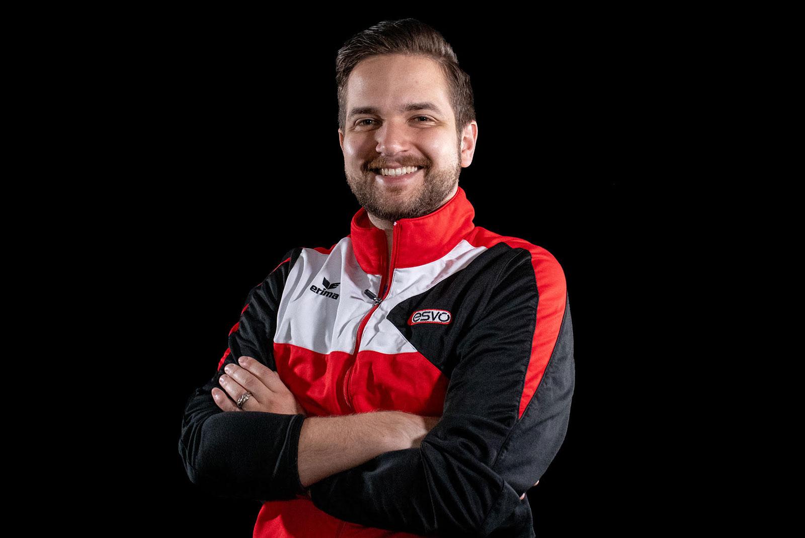 Manuel Haselberger: Pressesprecher beim eSport Verband Österreich