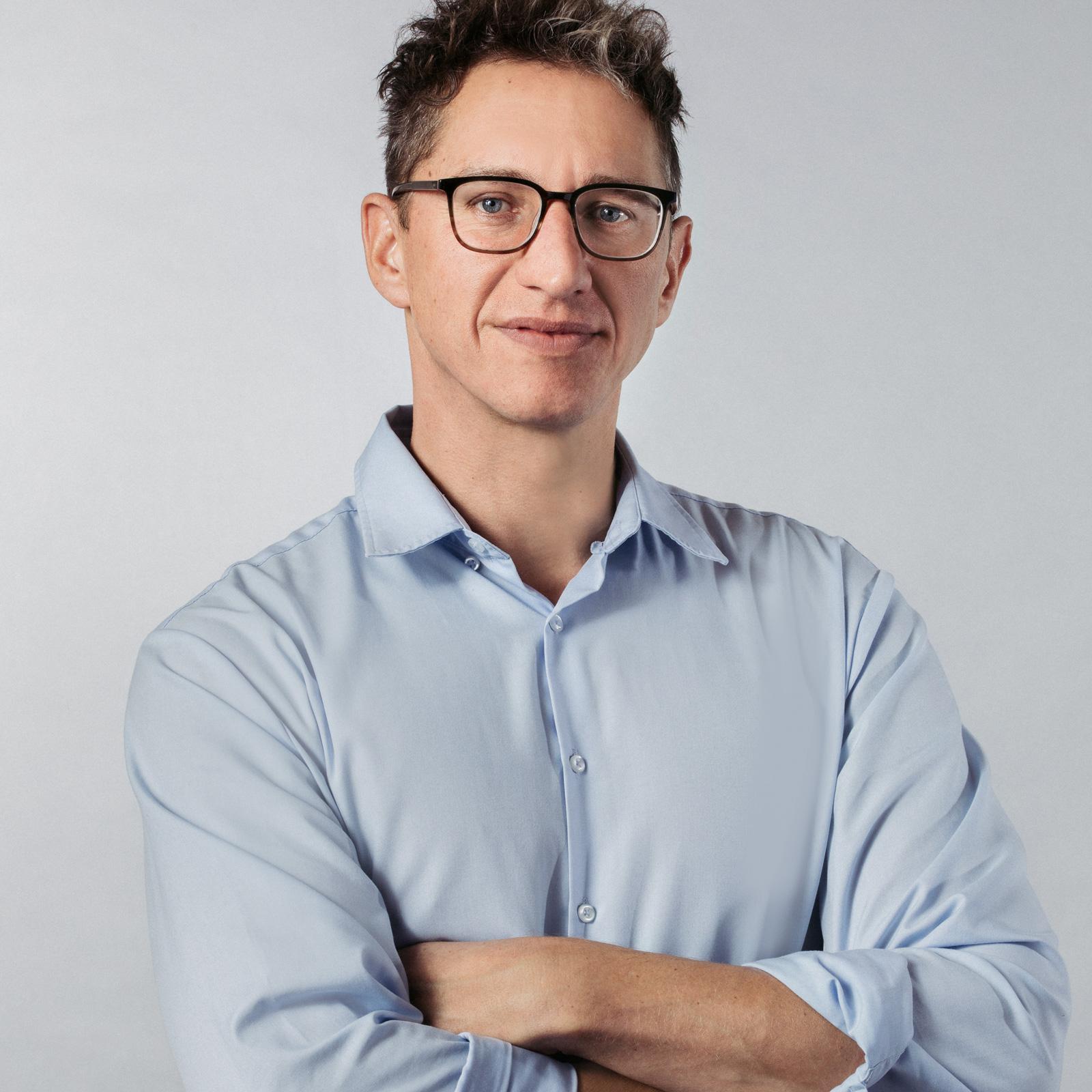 Helioz-Gründer Martin Wesian