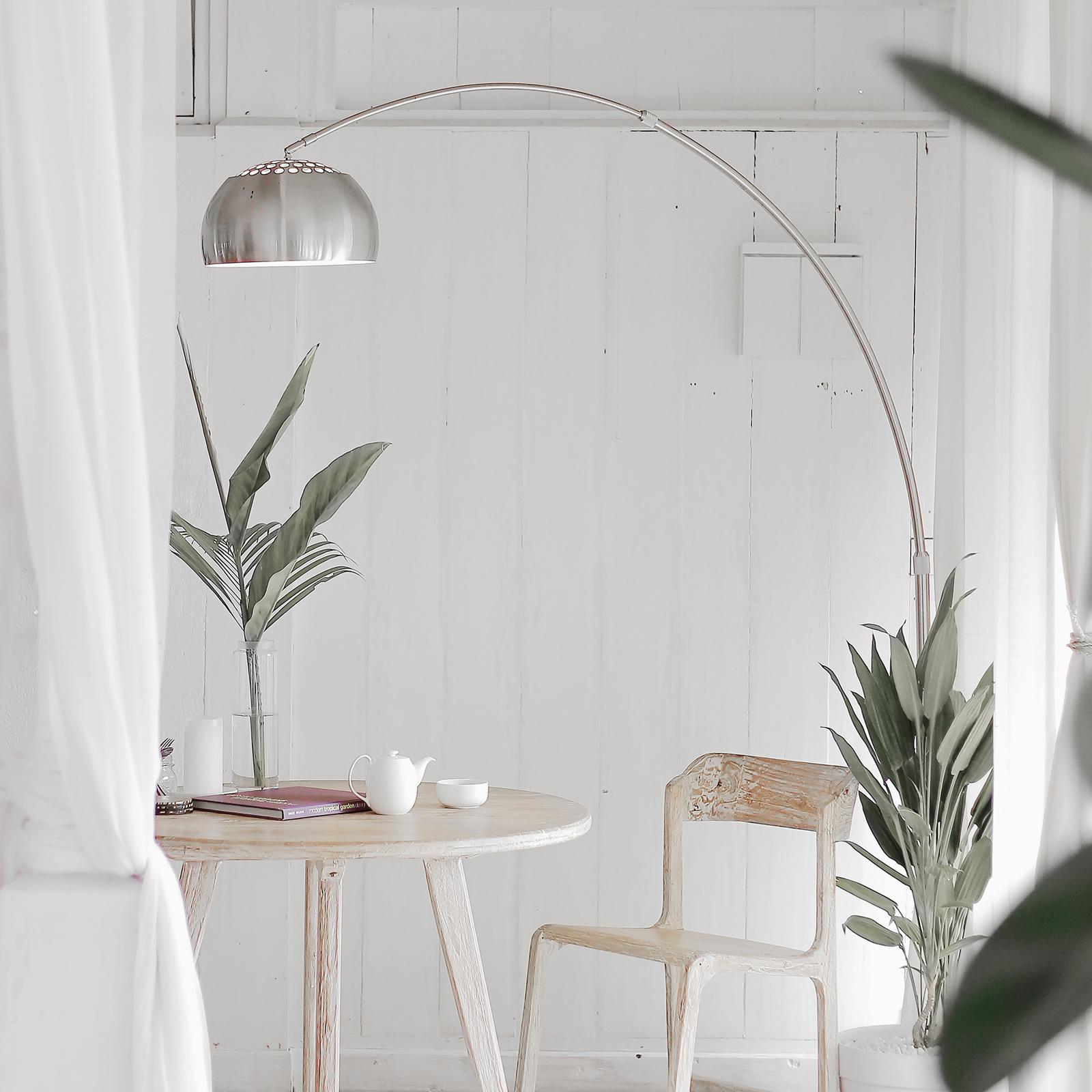 Ruhepol: Eine minimalistische Inneneinrichtung kann gemütlich sein.