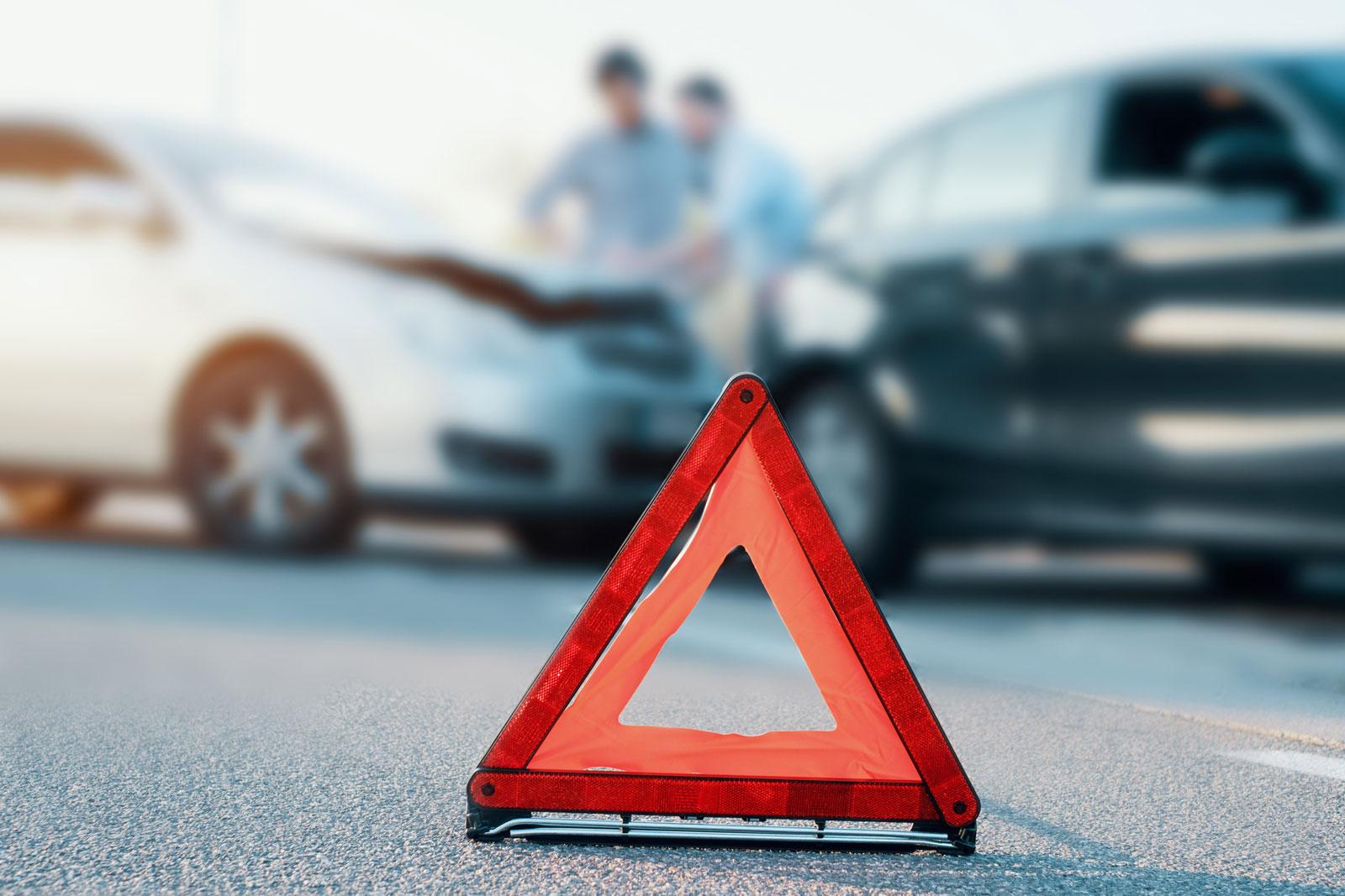 Entscheidende Frage bei einem Unfall: Wer ist der Verursacher?
