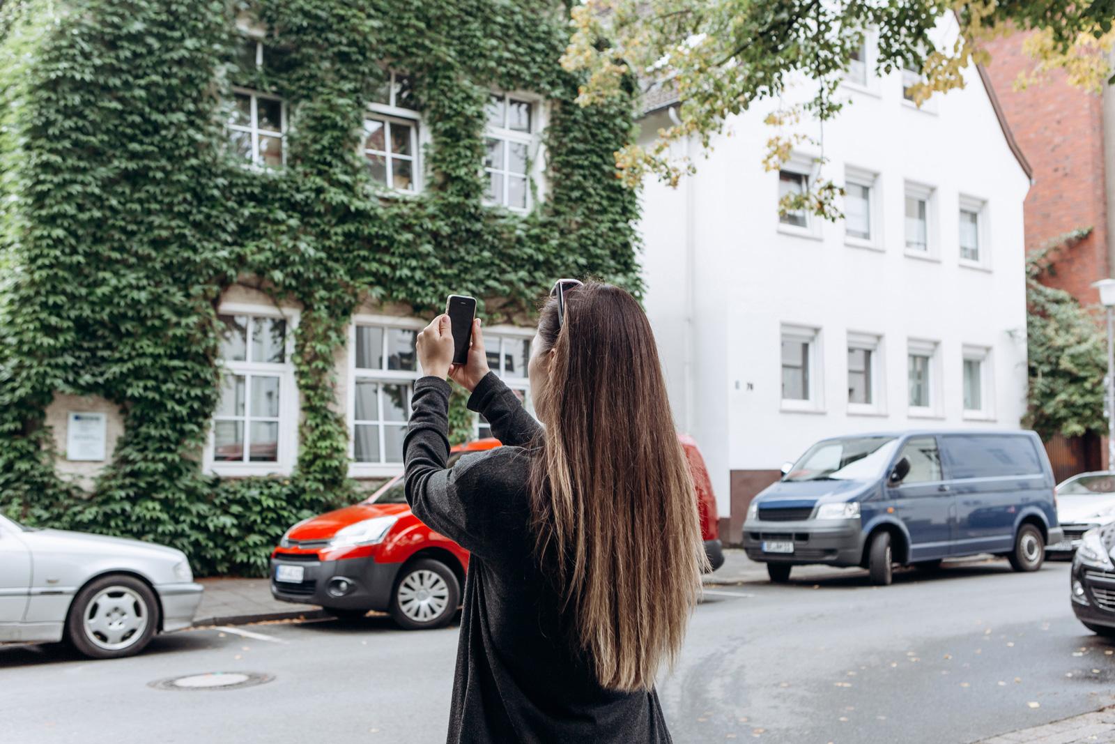 Mit einem Smartphone-Foto den Schätzwert einer Immobilie ermitteln