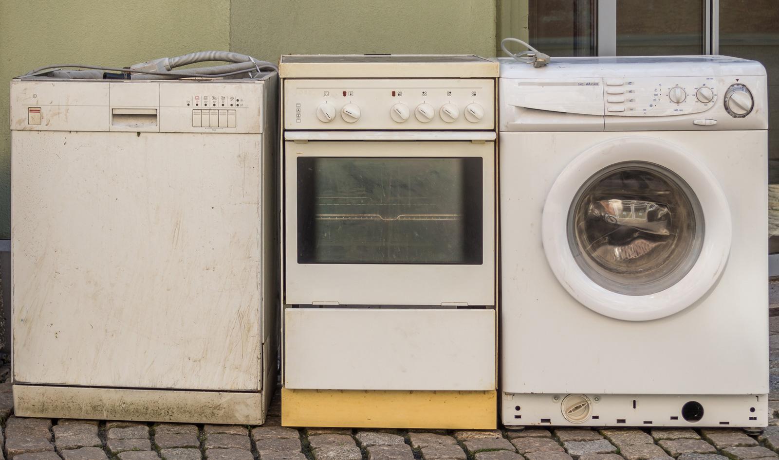 Ausrangieren lohnt sich. Produkte werden immer energieeffizienter.