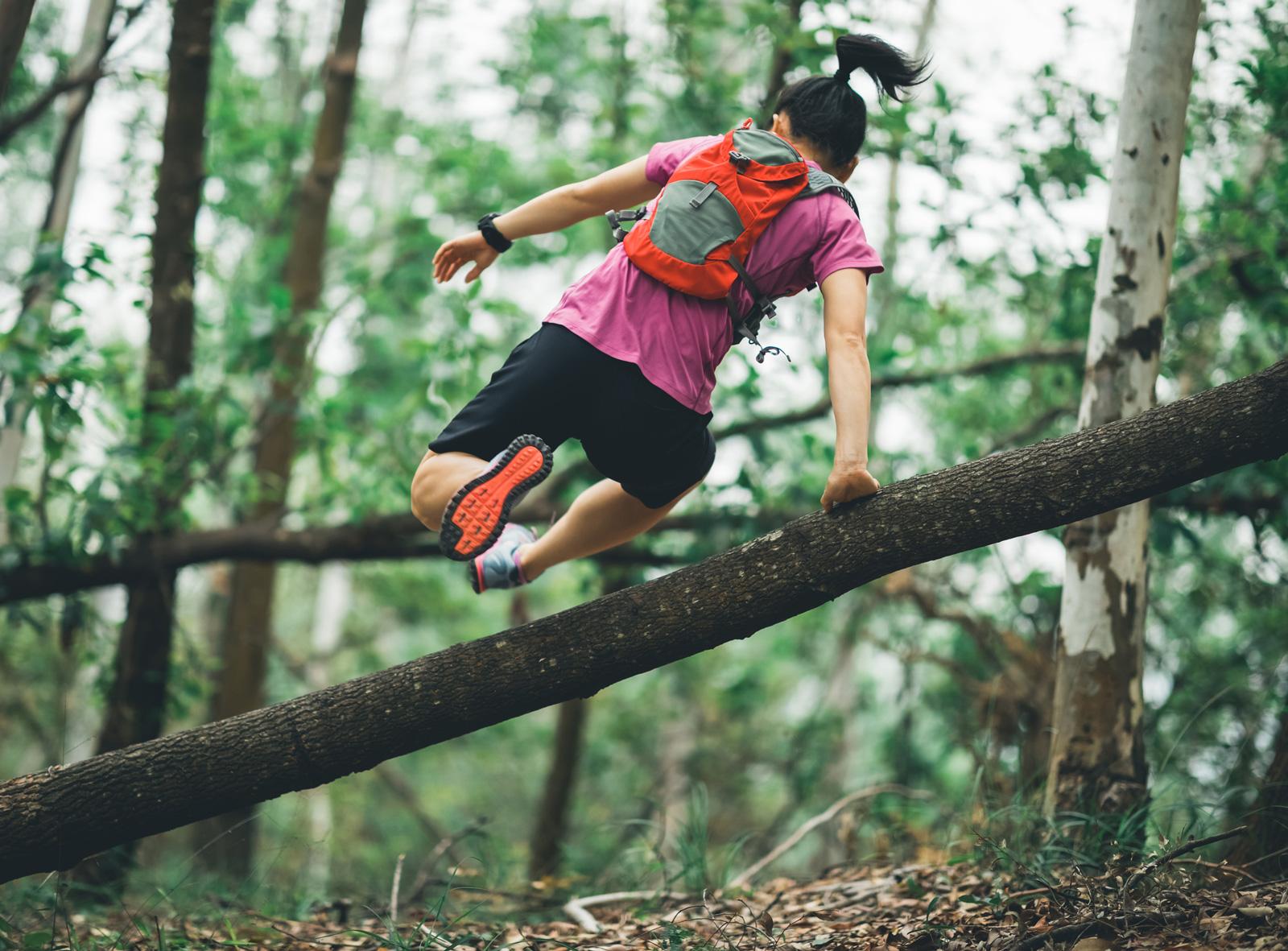 Laufen querfeldein: Trailrunning