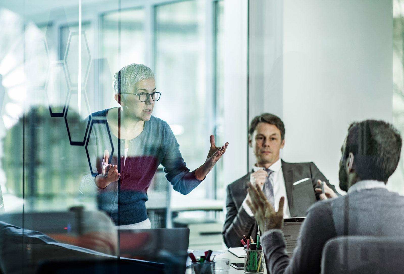 Das Arbeitsklima im Unternehmen kann sich verändern.