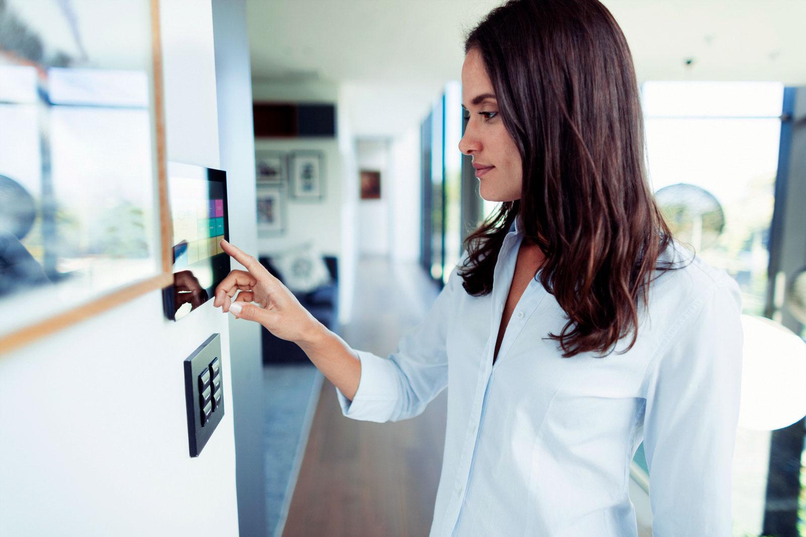 Alles im Überblick: Am smartesten arbeiten die Geräte, wenn sie miteinander verbunden sind.