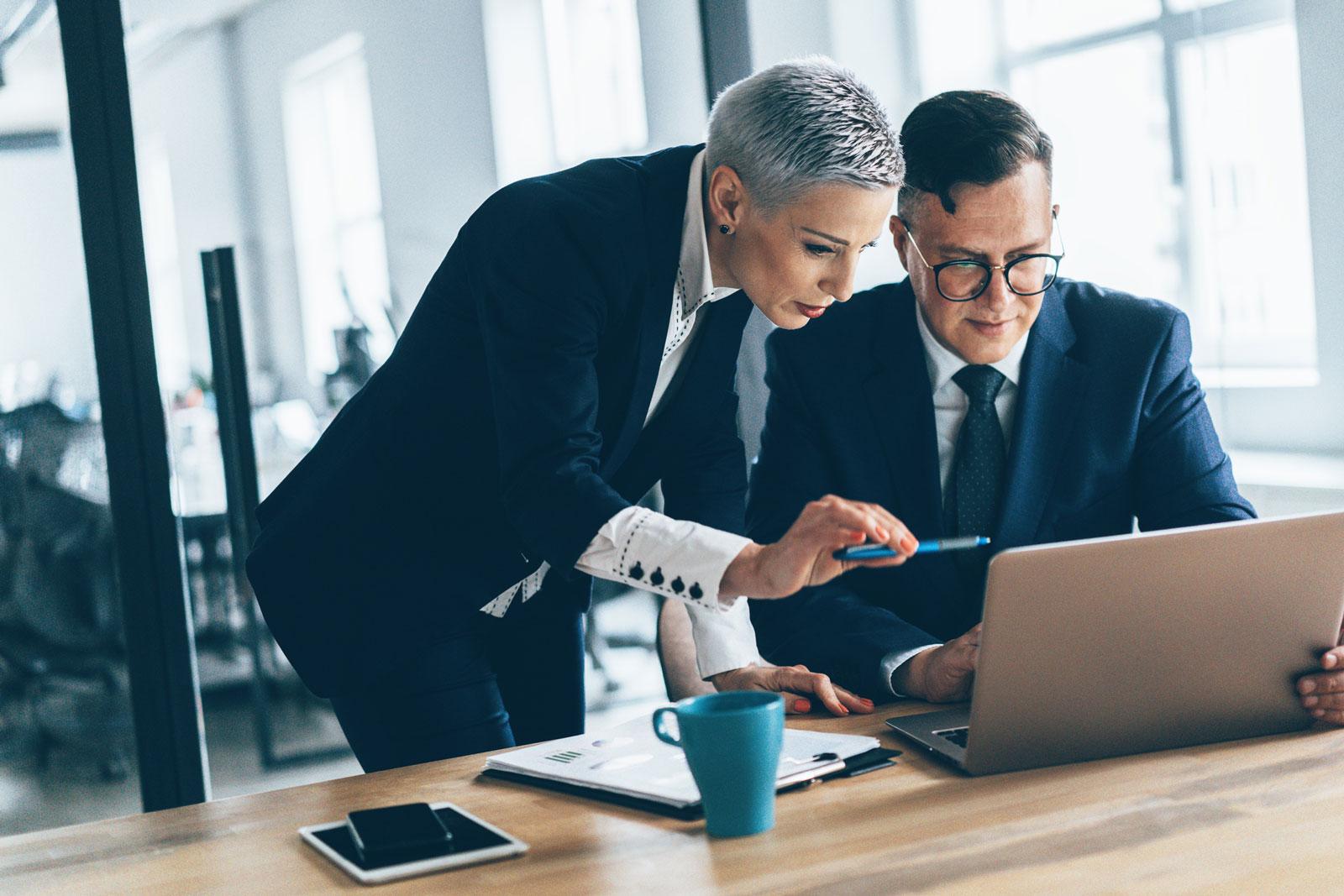 Nicht nur IT. Ein Enterprise Architect braucht gute Kenntnisse über die Geschäftsprozesse im Unternehmen.