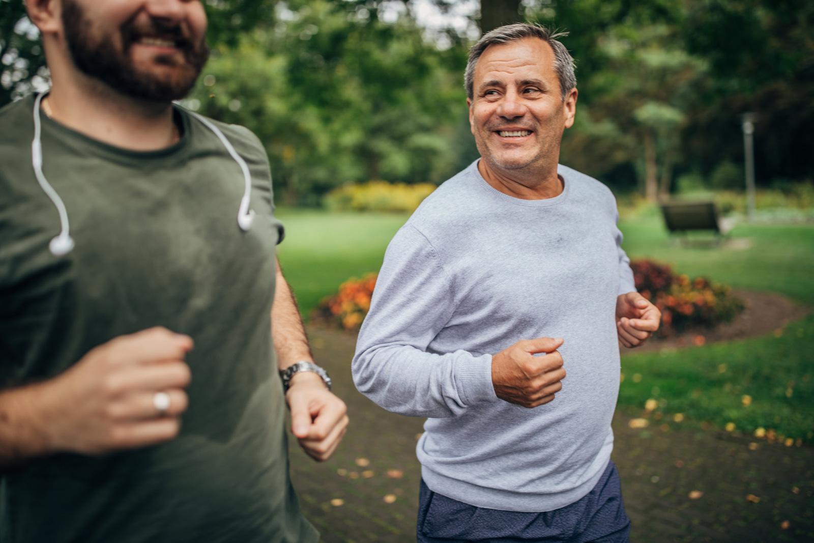 """""""Um gesund zu altern, ist regelmäßige Bewegung unverzichtbar."""""""