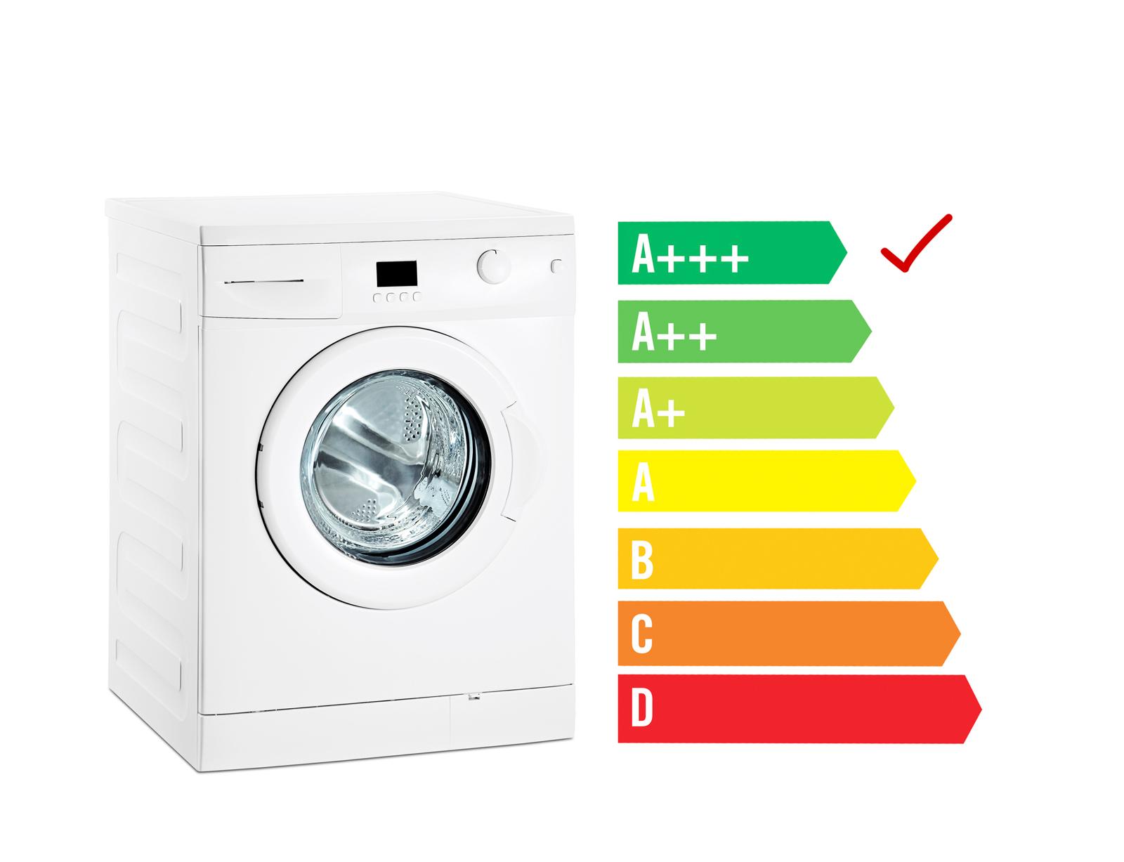 Die Energieeffizienzklasse wir EU-weit für jede Produktgruppe bestimmt.