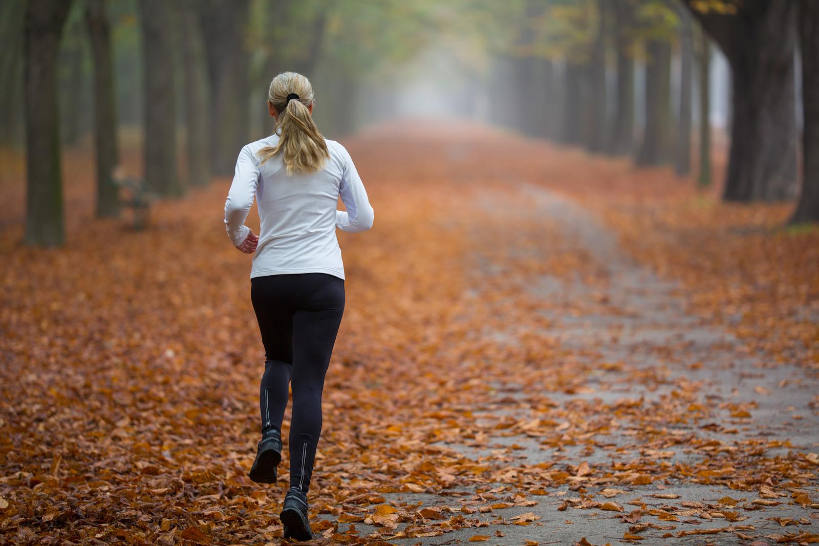 Bewegung schützt vor Krankheiten.