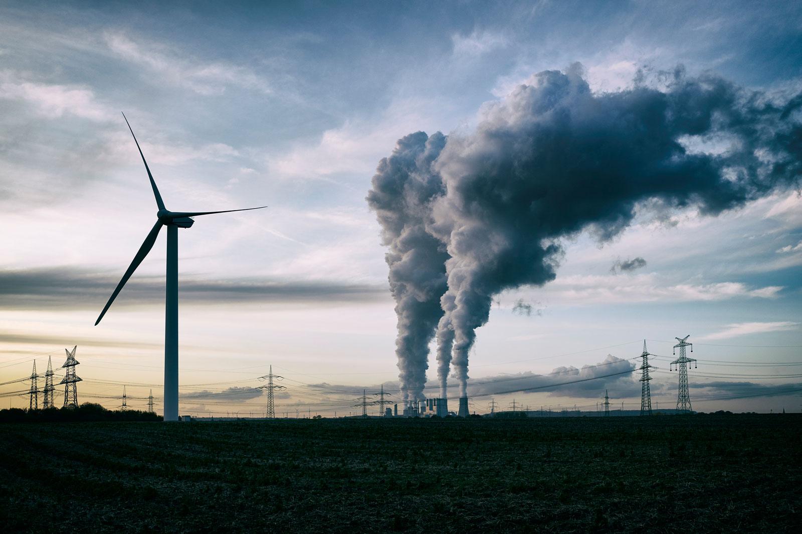 Klimaschutz heißt vor allem: weniger CO2 durch weniger Verbrennung