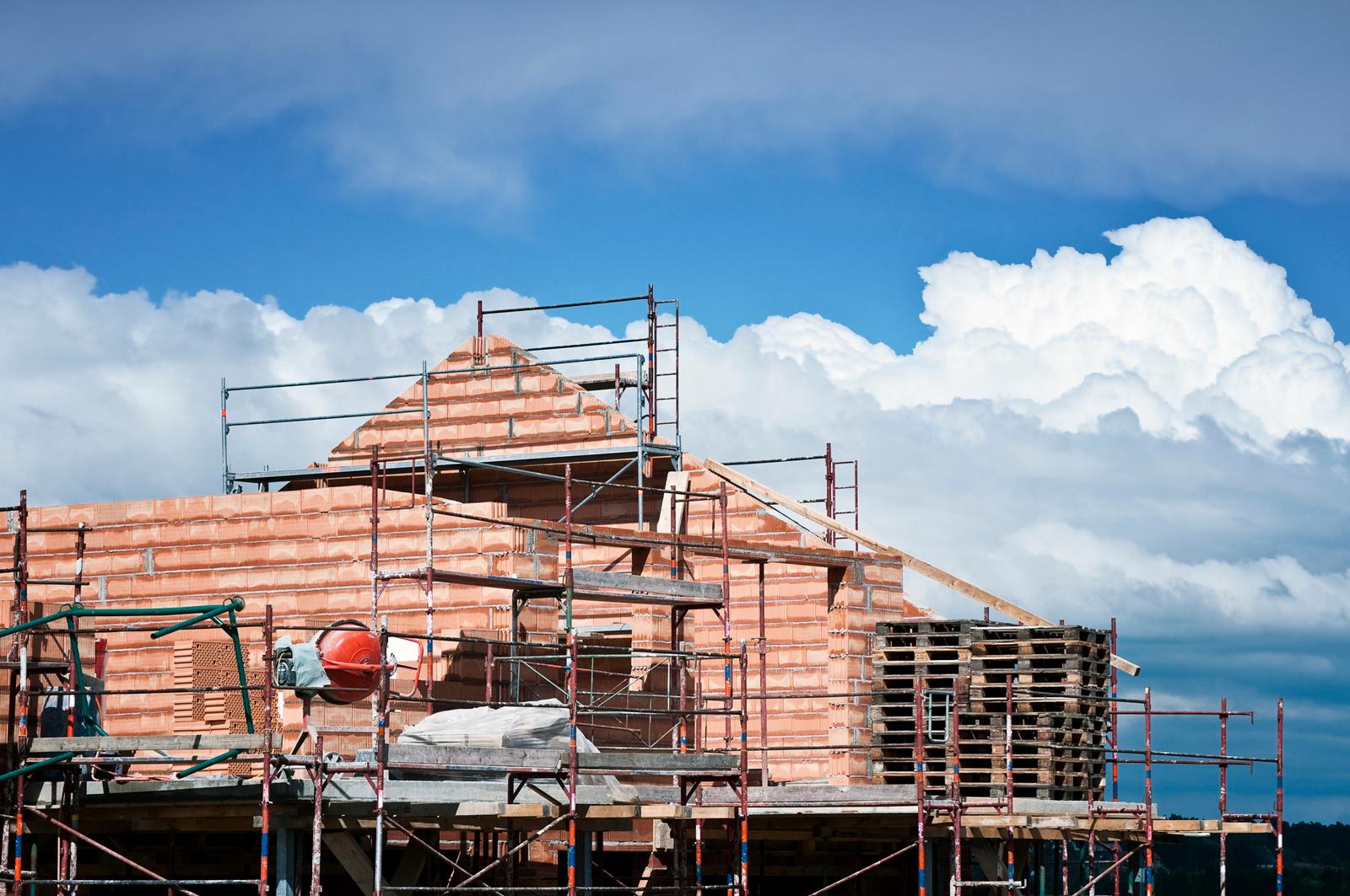 Gestaltbar: Beim Neubau können die Bauherren alles selbst entscheiden –innerhalb der gesetzlichen Vorgaben.