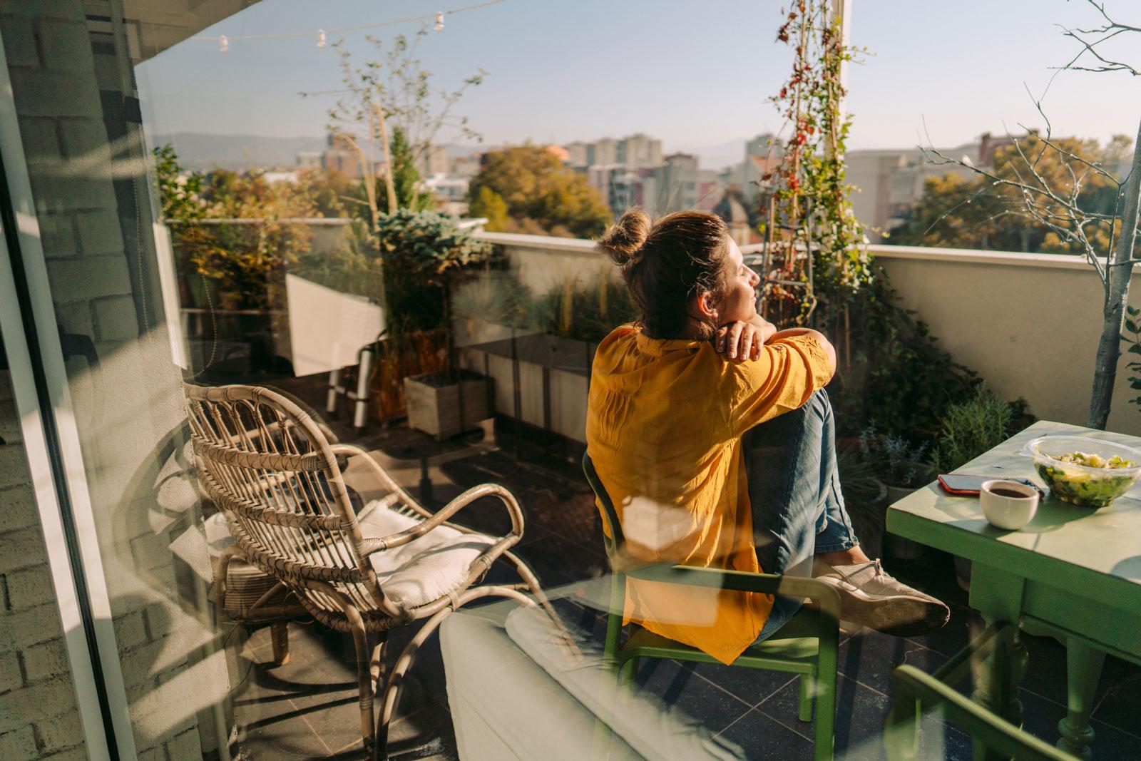Antideressiva: Sonne und Natur erleben