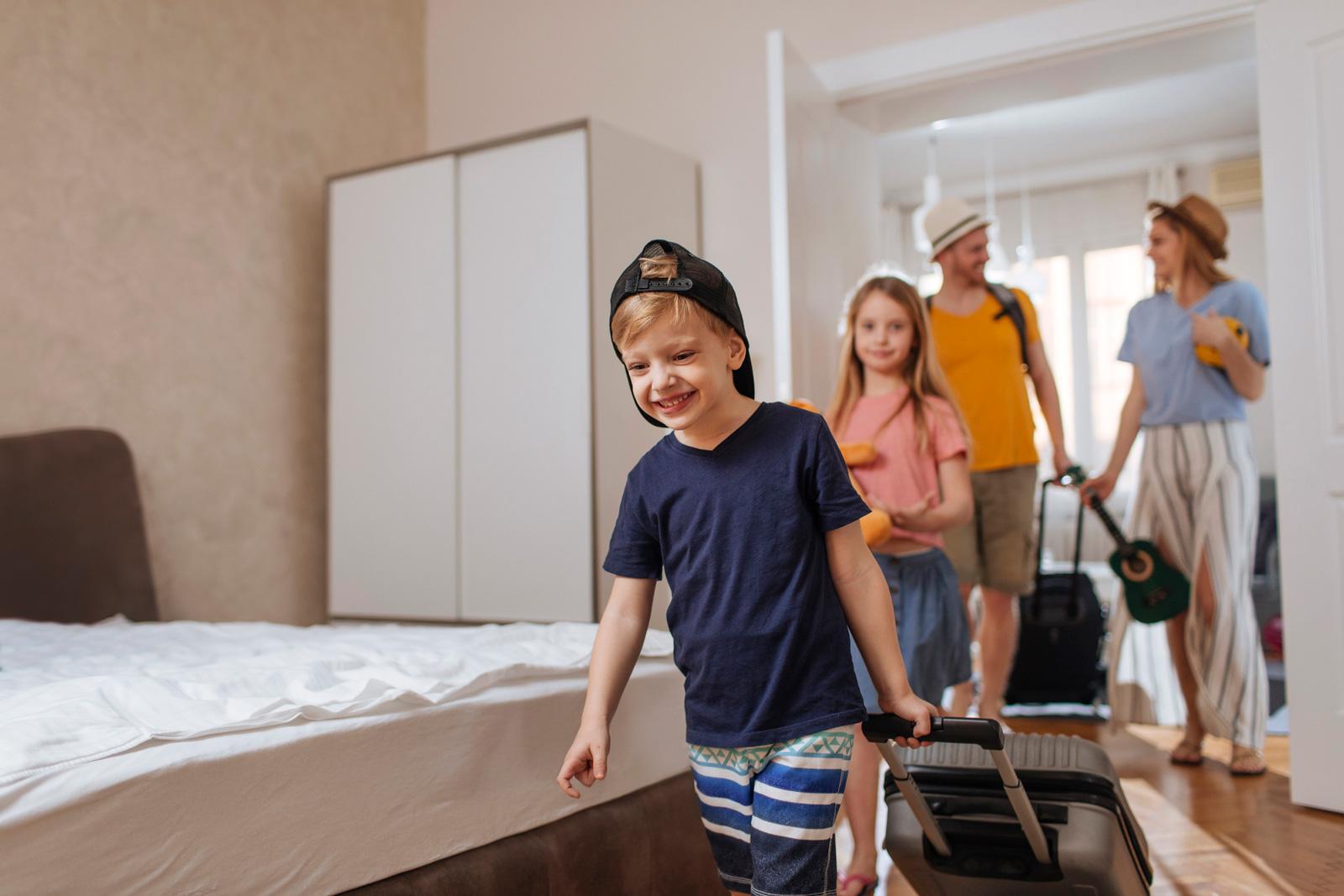 Platz für die ganze Familie: Ferienhaus