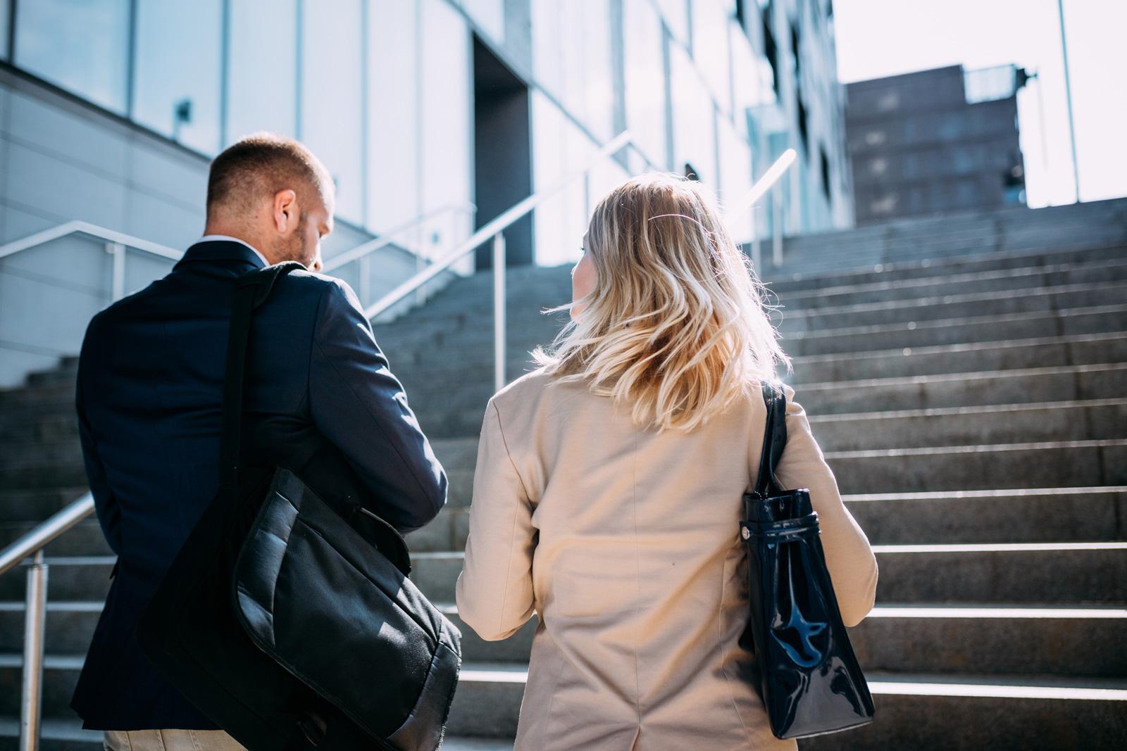 Netzwerk stärken durch persönliche Kontakte zu Kollegen