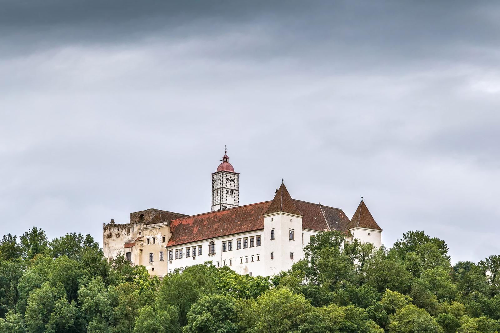 Die Schallaburg ist nicht nur architektonisch eine Reise wert. In dem Renaissance-Schloss befindet sich ein internationales Ausstellungszentrum.