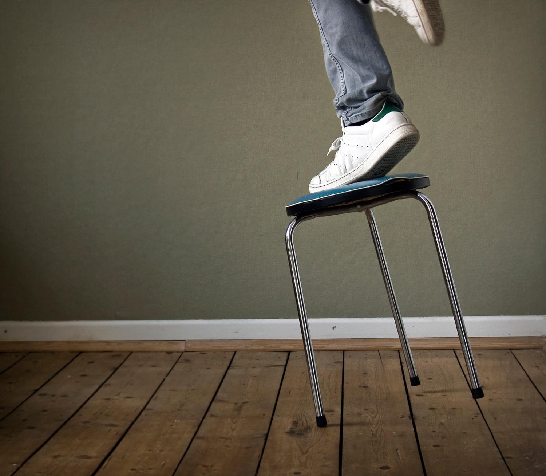 Zu beinahe 80 Prozent passieren Unfälle zu Hause oder beim Sport.