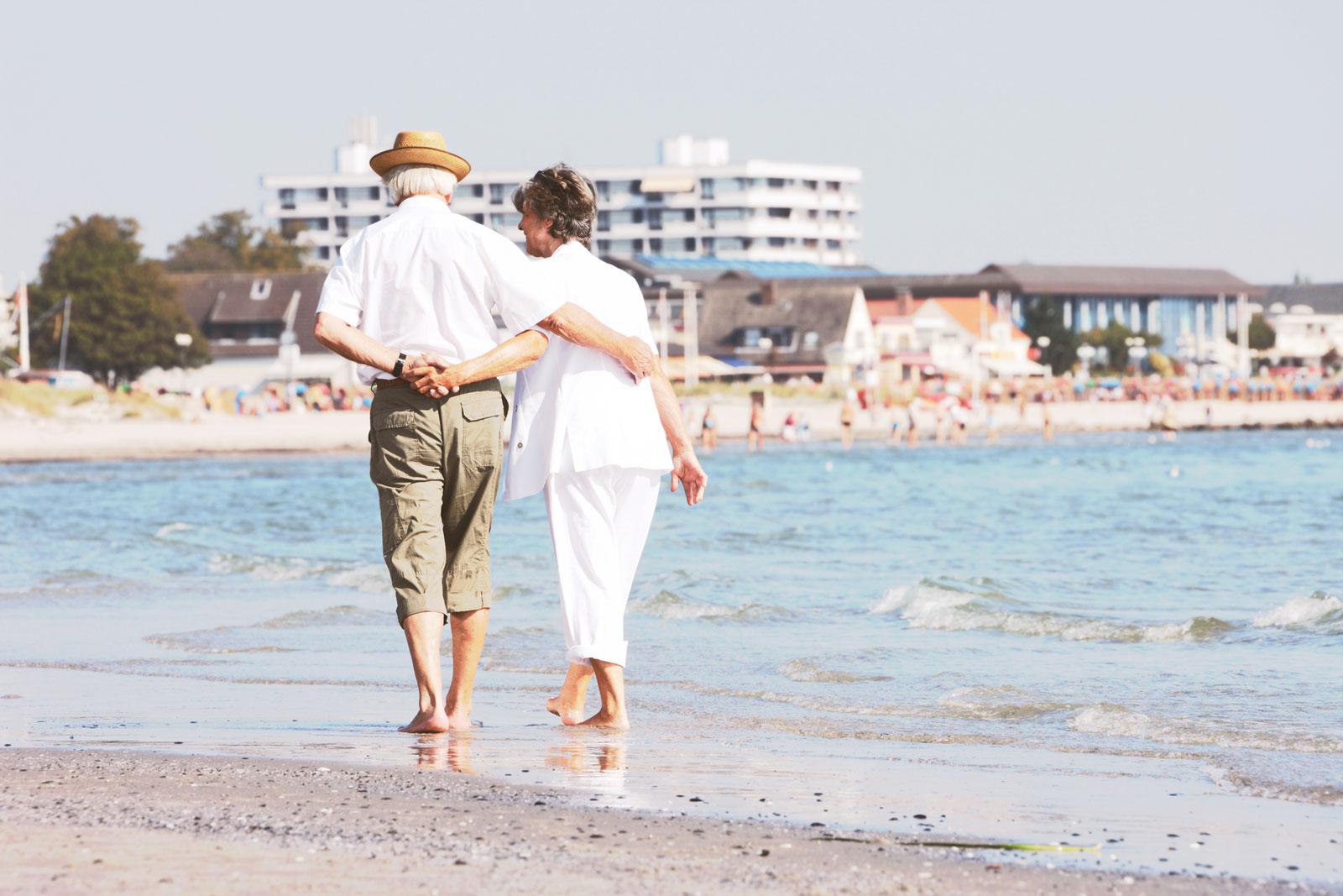 Vorsorge: Sorgenfrei das Alter genießen