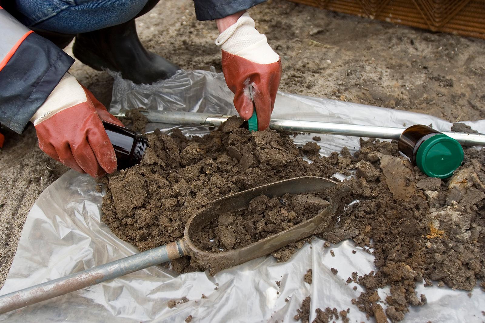 Ein Bodengutachten schützt vor unerfreulichen Überraschungen,